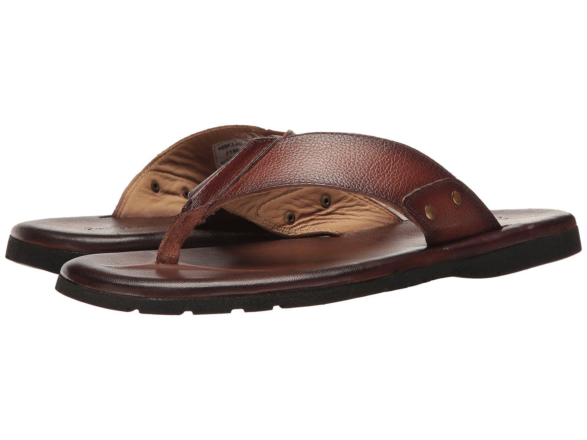 8a3faa4f05b3 Lyst - Massimo Matteo Rio (whisky) Men s Sandals in Brown for Men ...
