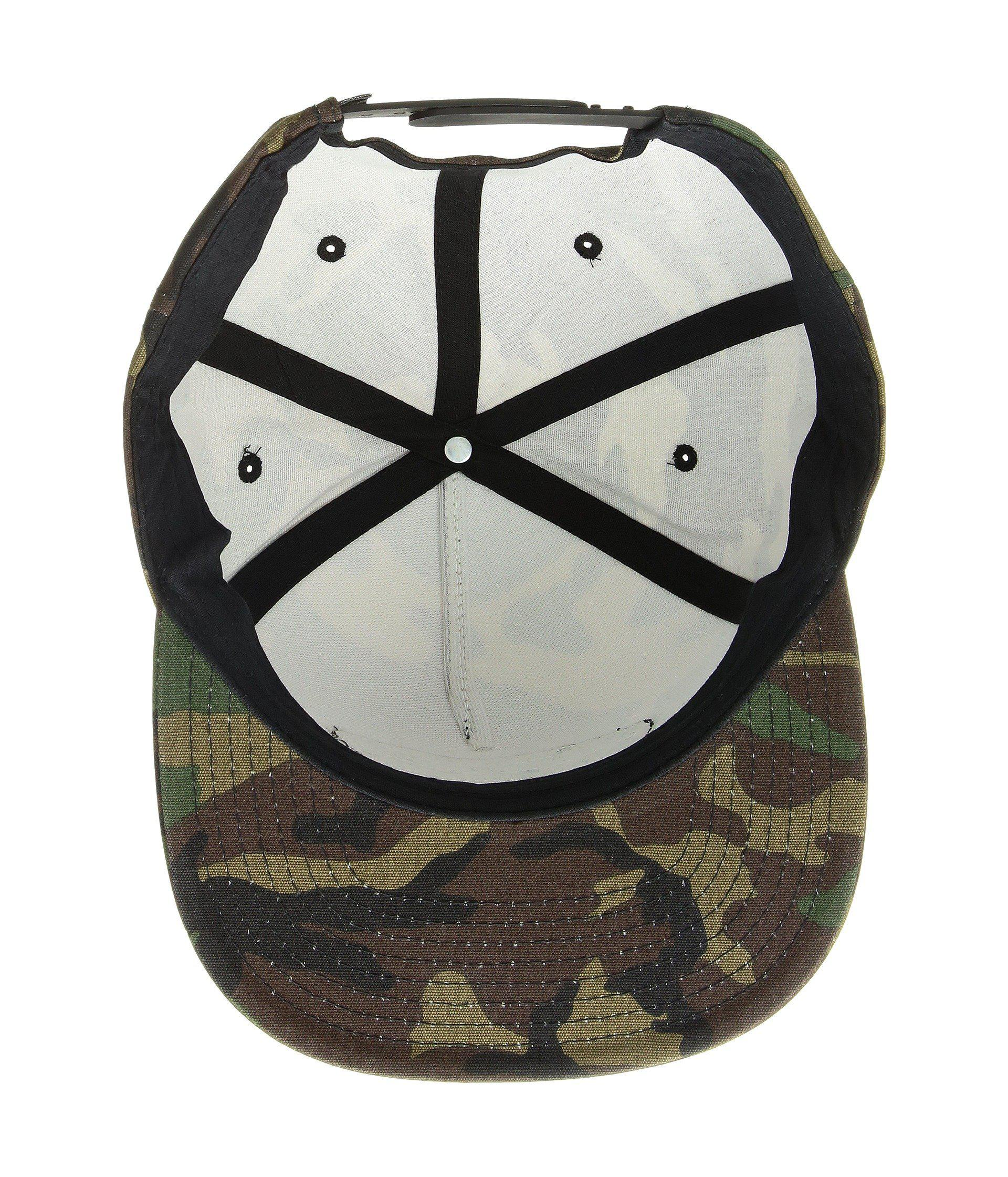 f0c5c2c1d4 Lyst - Vans Classic Patch Snapback Hat (classic Camo) Caps in Green ...