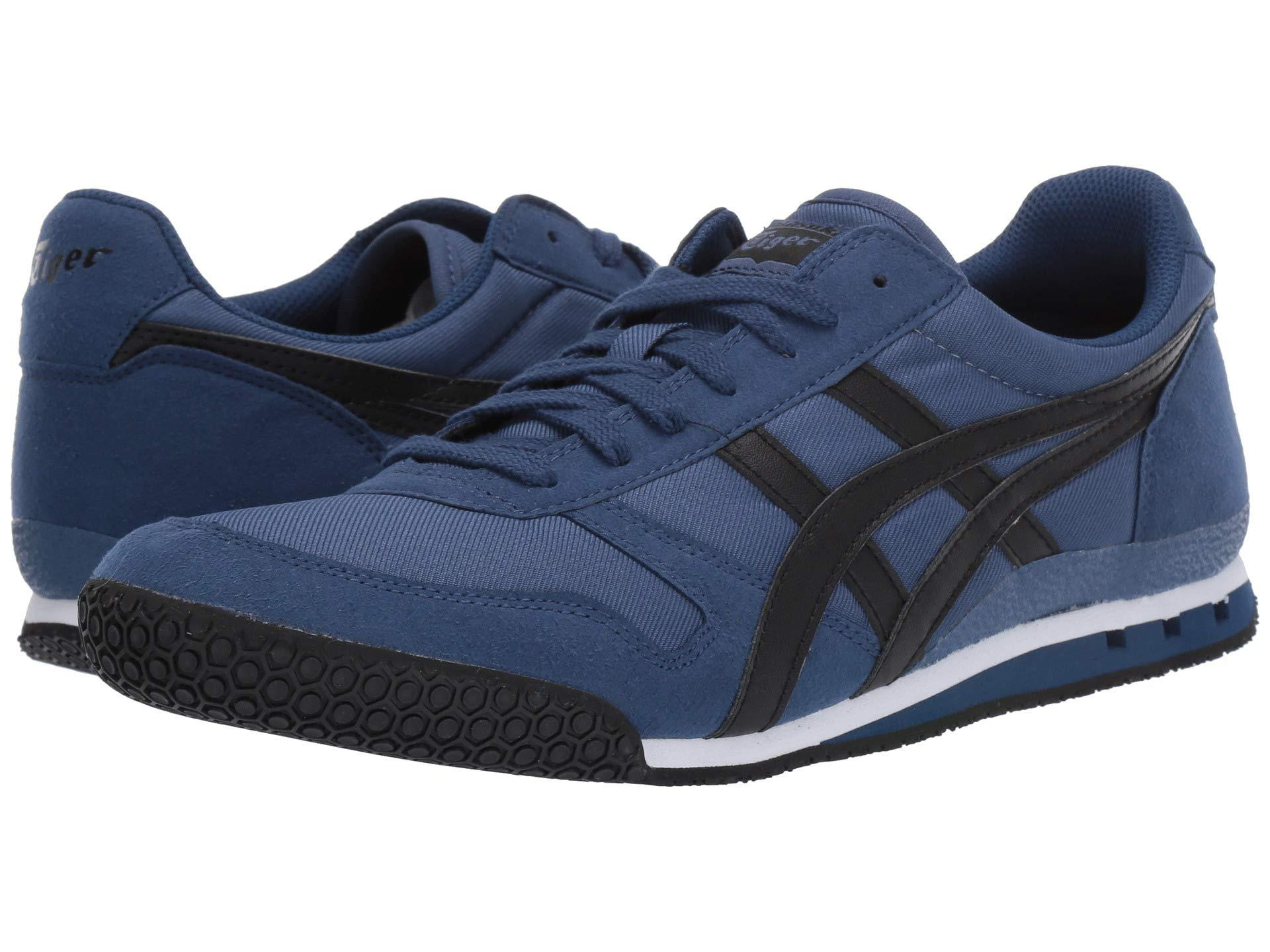 b0abc6fde0 Onitsuka Tiger Ultimate 81(r) (charcoal/black) Classic Shoes in Blue ...