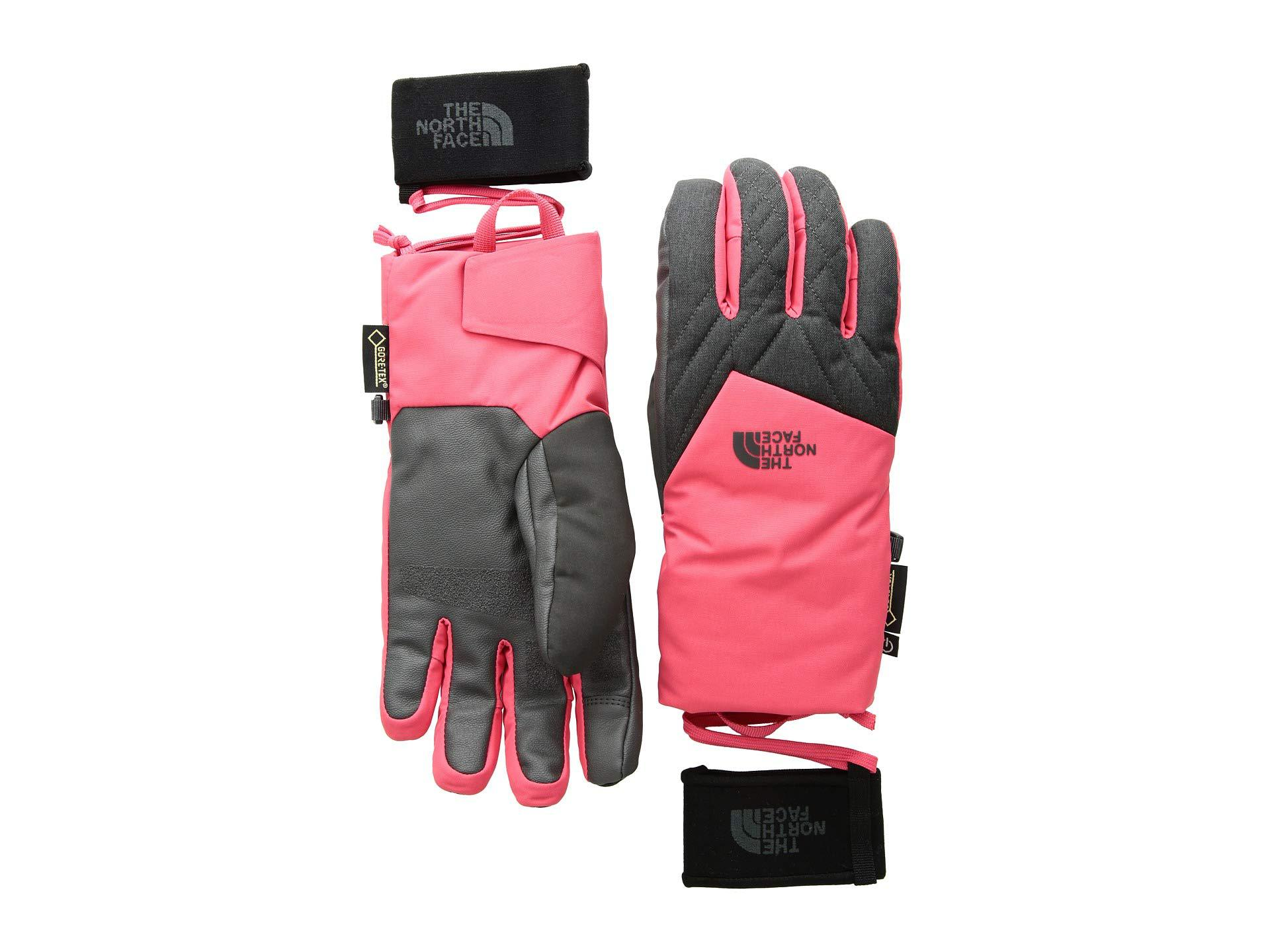94f715490 Lyst - The North Face Montana Gore-tex(r) Sg Gloves (tnf Black) Gore ...