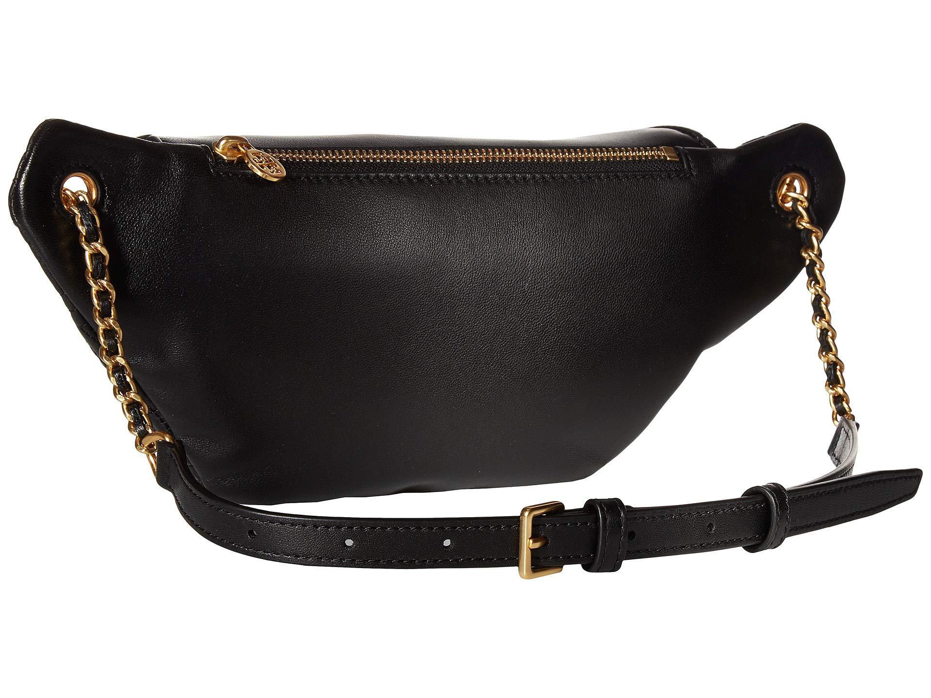 2455b86ba89 Tory Burch - Fleming Belt Bag (black) Women s Belts - Lyst. View fullscreen