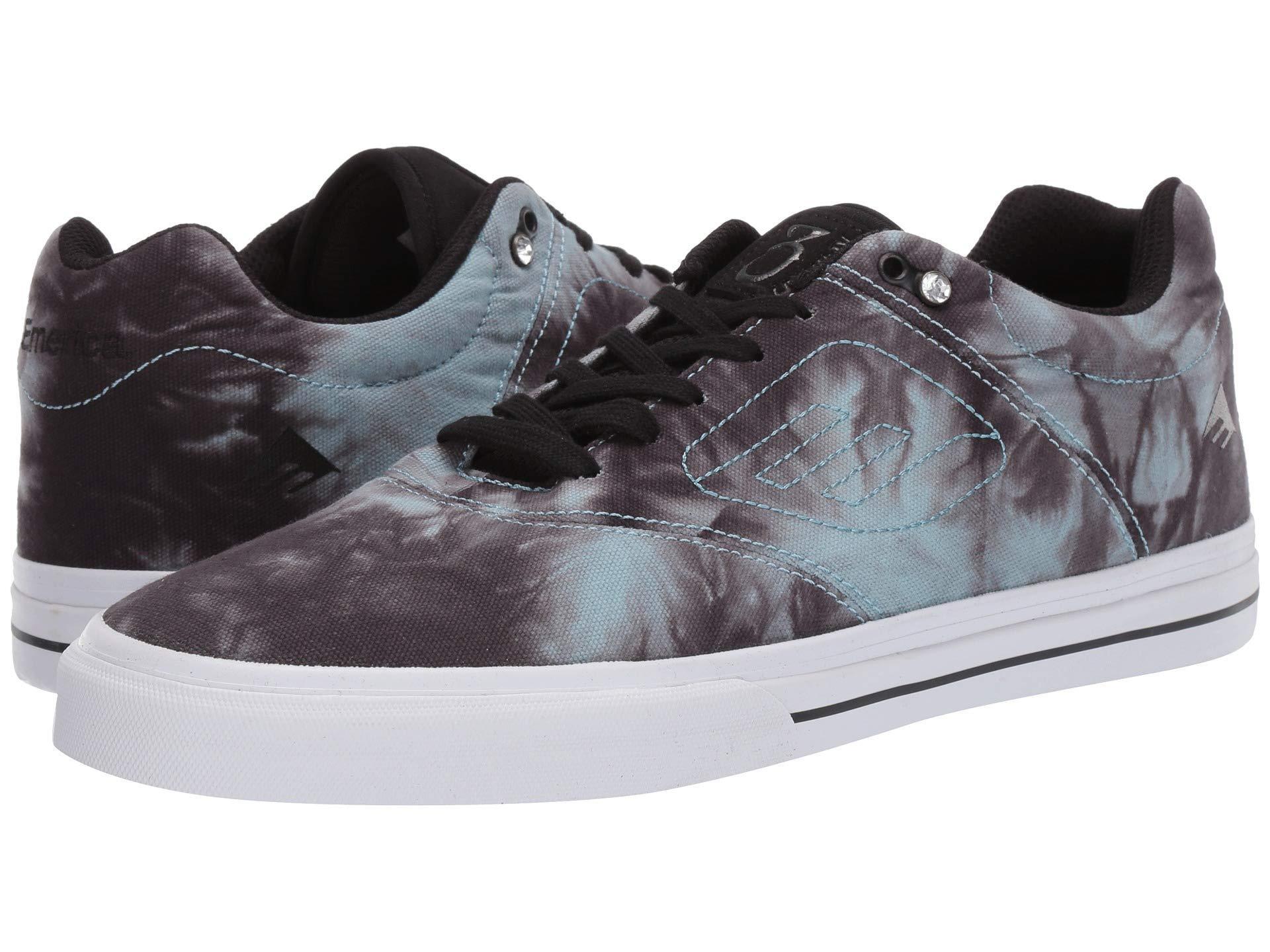 ebf55d66f0d Emerica - Reynolds 3 G6 Vulc (black black) Men s Skate Shoes for Men. View  fullscreen