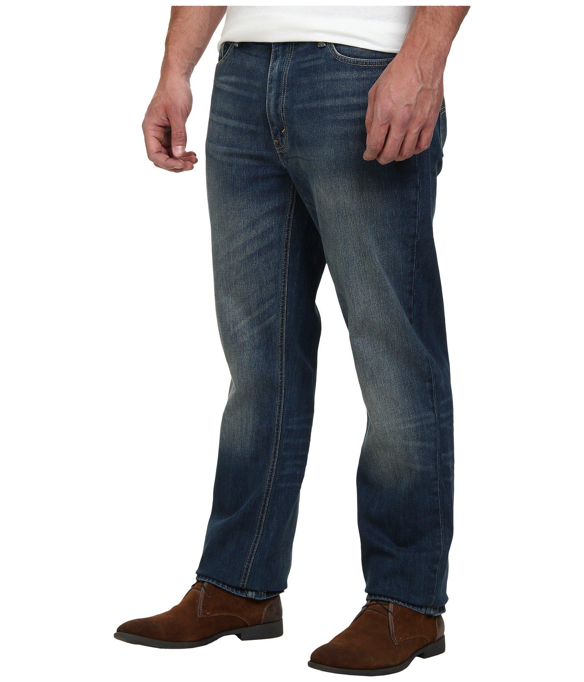 f1b864d3 Lyst - Levi's Levi's(r) Big & Tall Big Tall 541tm Athletic Fit (carbon Ink  Cruz Twill) Men's Jeans in Blue for Men