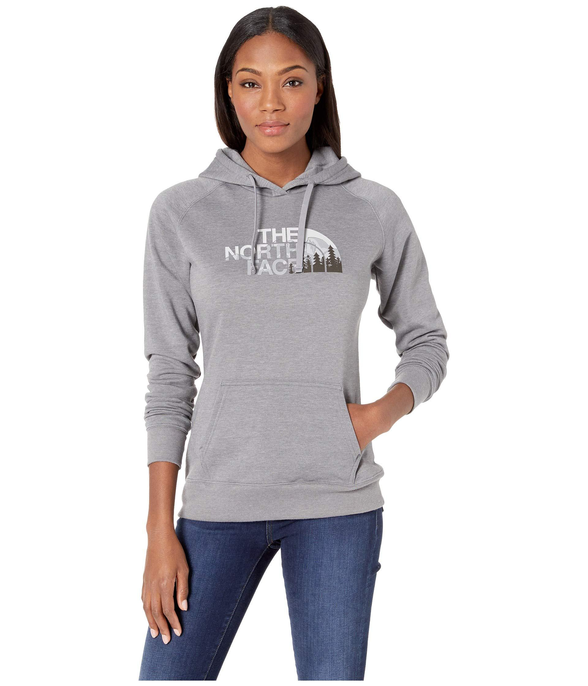 1f6d3d122 Lyst - The North Face Half Dome Pullover Hoodie (tnf Medium Grey ...