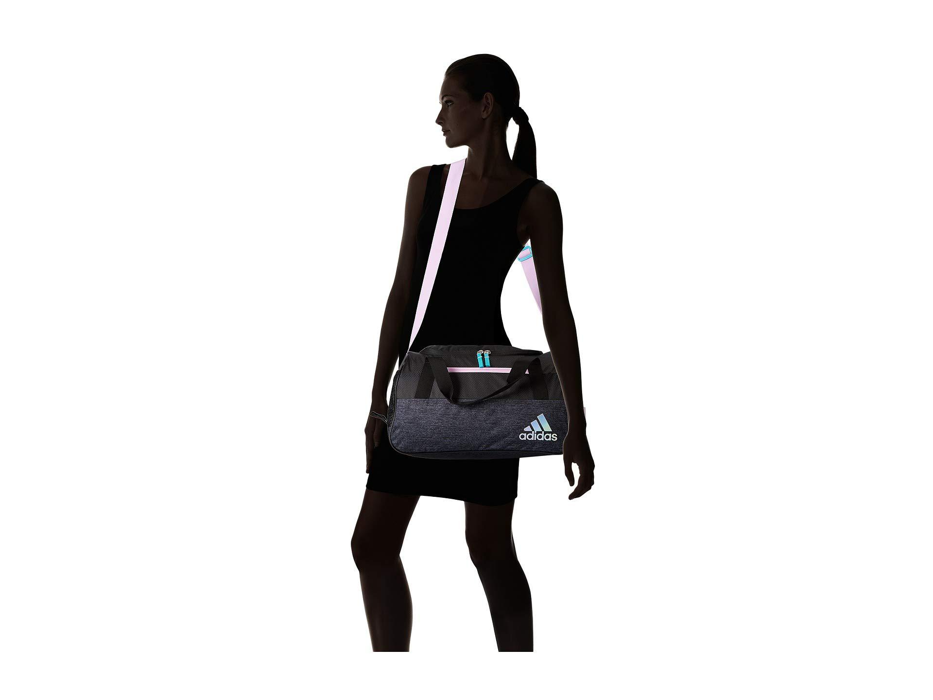 30693e874828 Lyst - adidas Squad Iii Duffel (clear Lilac Purple hi - Res Aqua ...