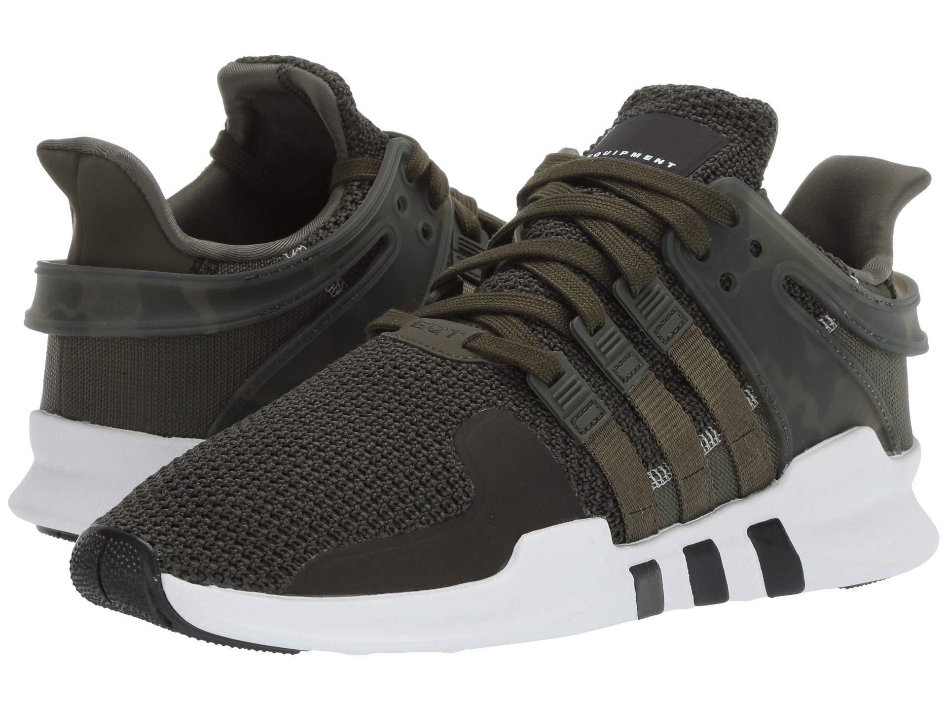 4cfb15177e84 adidas Originals. Eqt Support Adv (night Cargo white black) Men s Shoes
