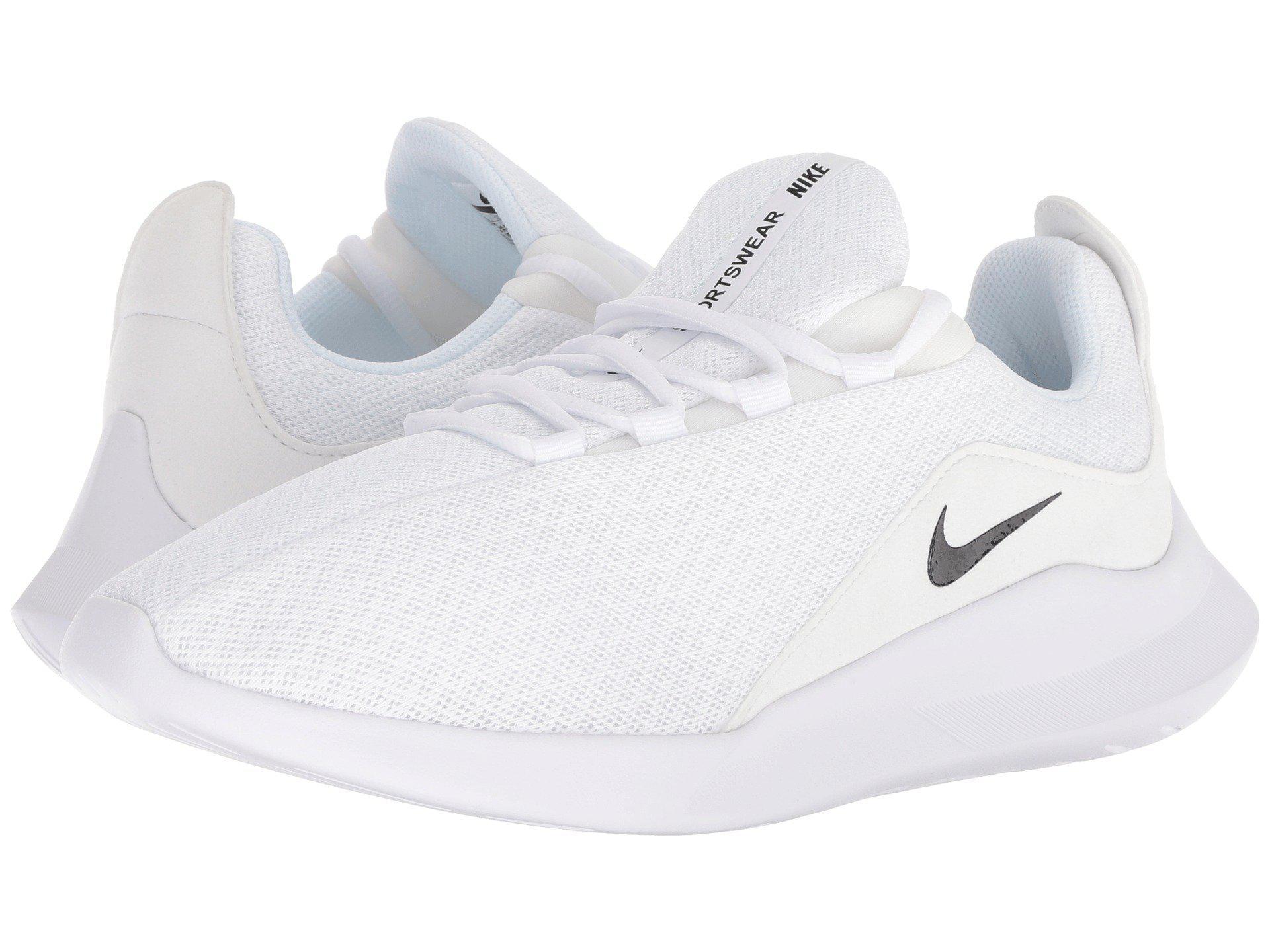 91f8583d7bb Lyst - Nike Viale (black black) Men s Shoes in White for Men