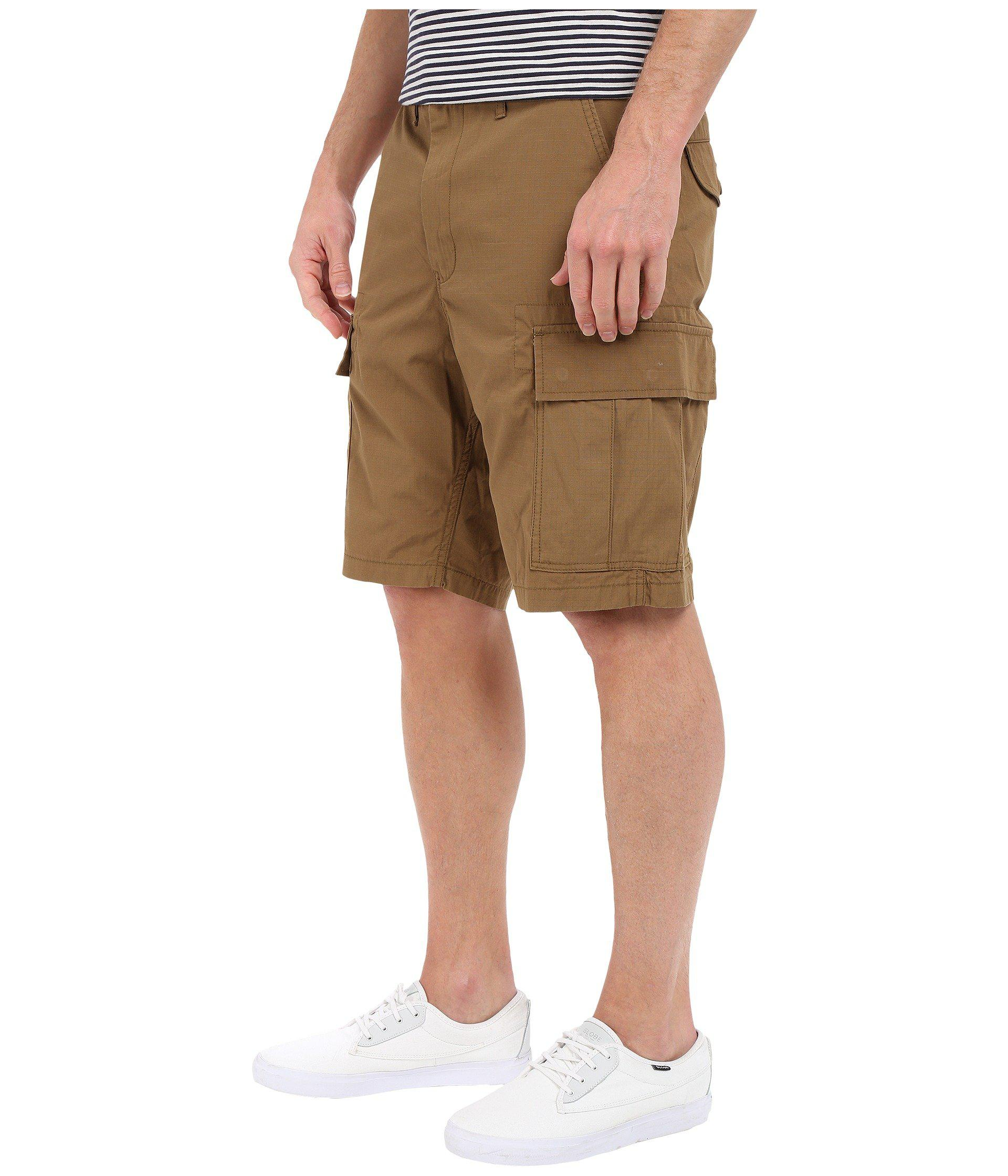15da843873 Lyst - Levi's Levi's(r) Mens Carrier Cargo Shorts (black/ripstop) Men's  Shorts in Green for Men