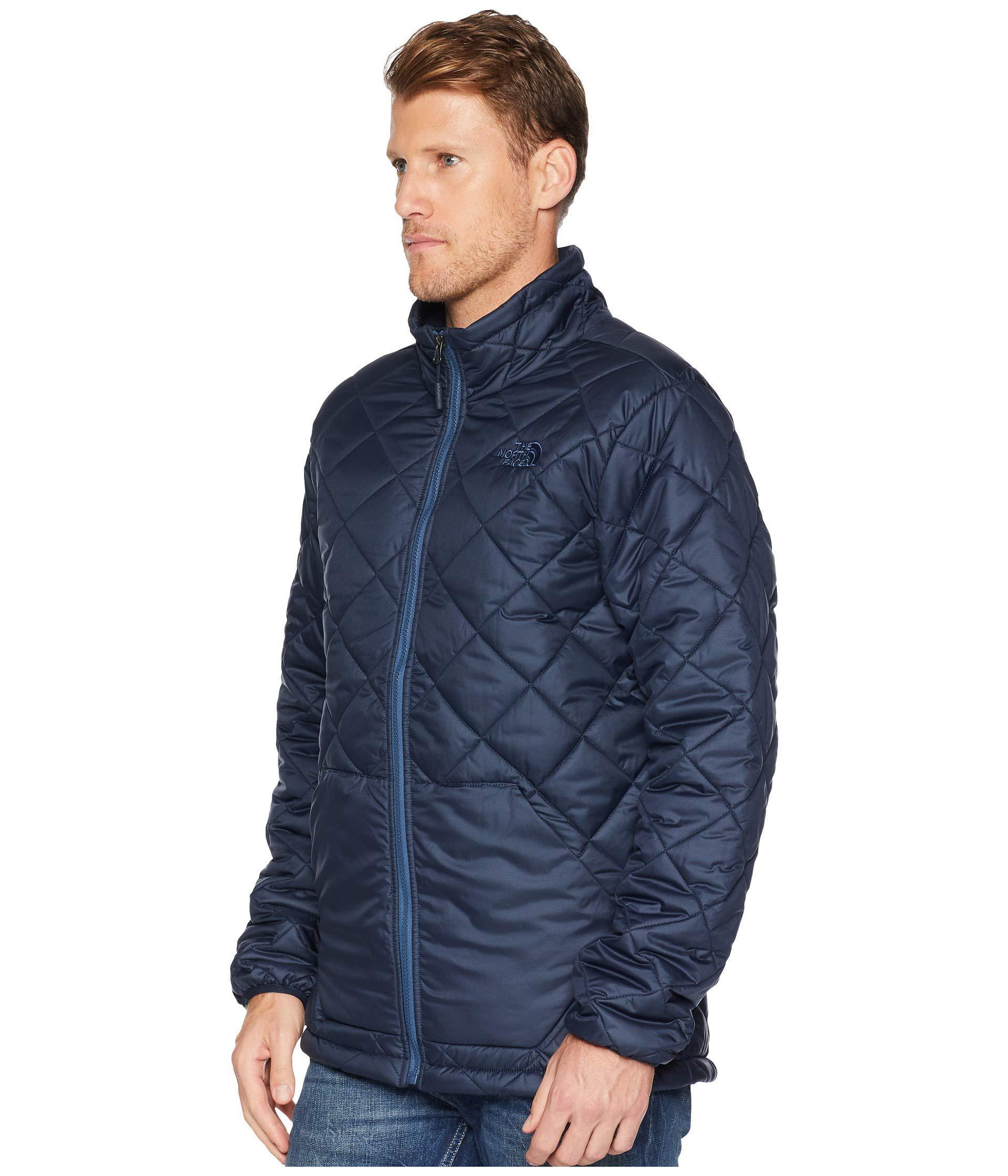 ... denmark lyst the north face cervas jacket urban navy mens coat in blue  for men f4f52 5e6e39f7b