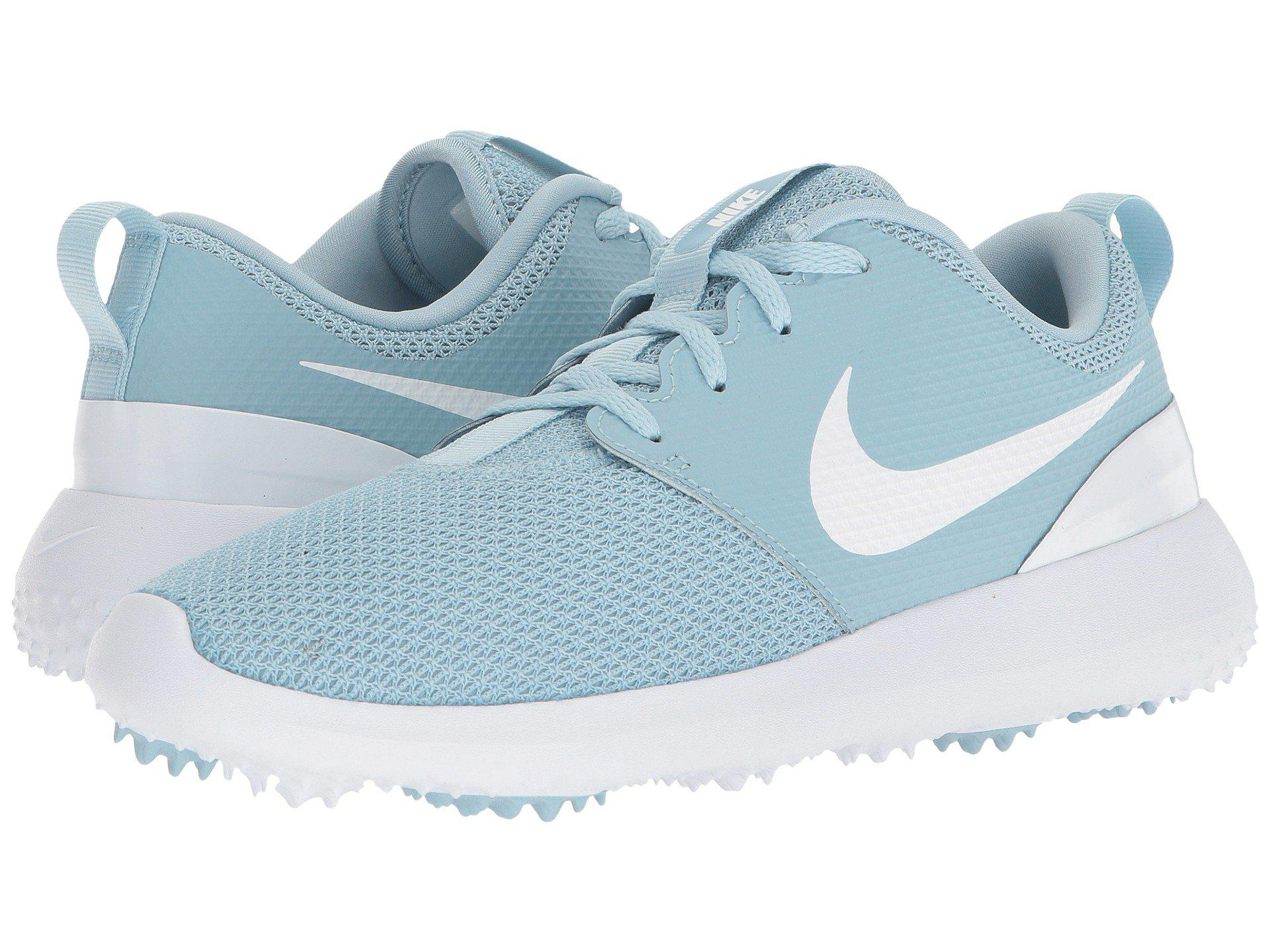 the best attitude ac45c 58128 Nike. Blue Roshe G (black white) Women s Golf Shoes