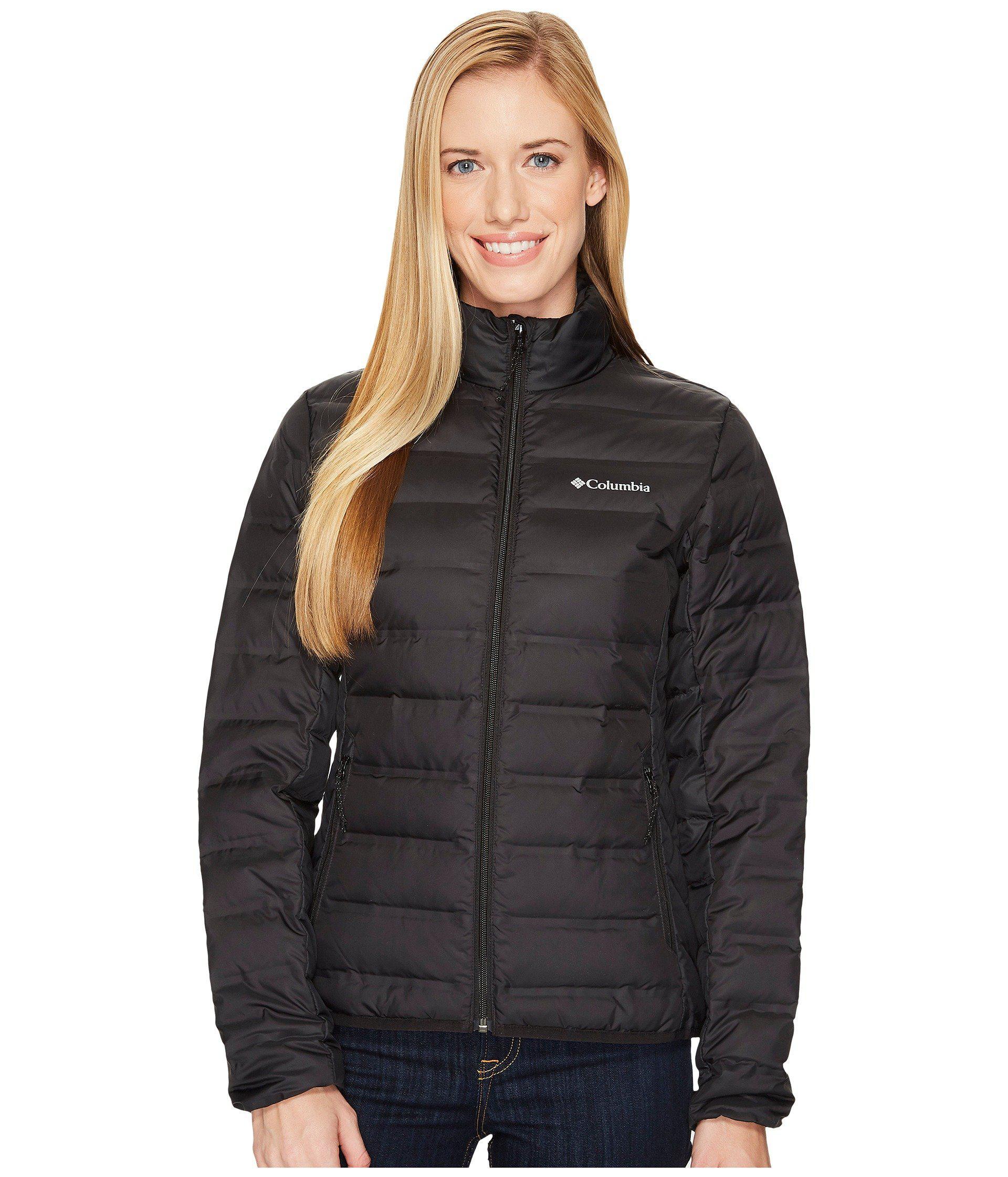 Lyst - Columbia Lake 22 Jacket (dark Plum) Women s Coat in Black 93039292efe1