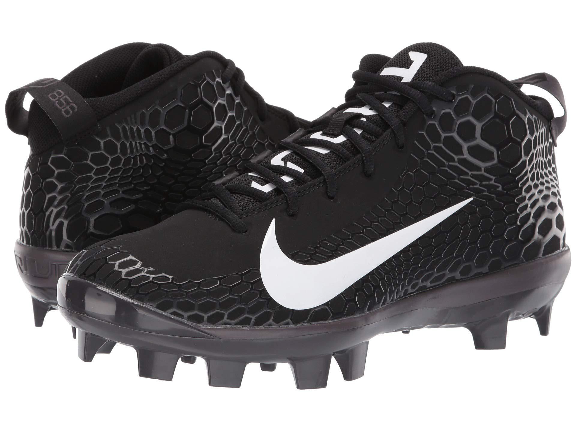 new styles 46c0c fff7f Nike Force Zoom Trout 5 Pro Mcs (university Red white black) Men s ...