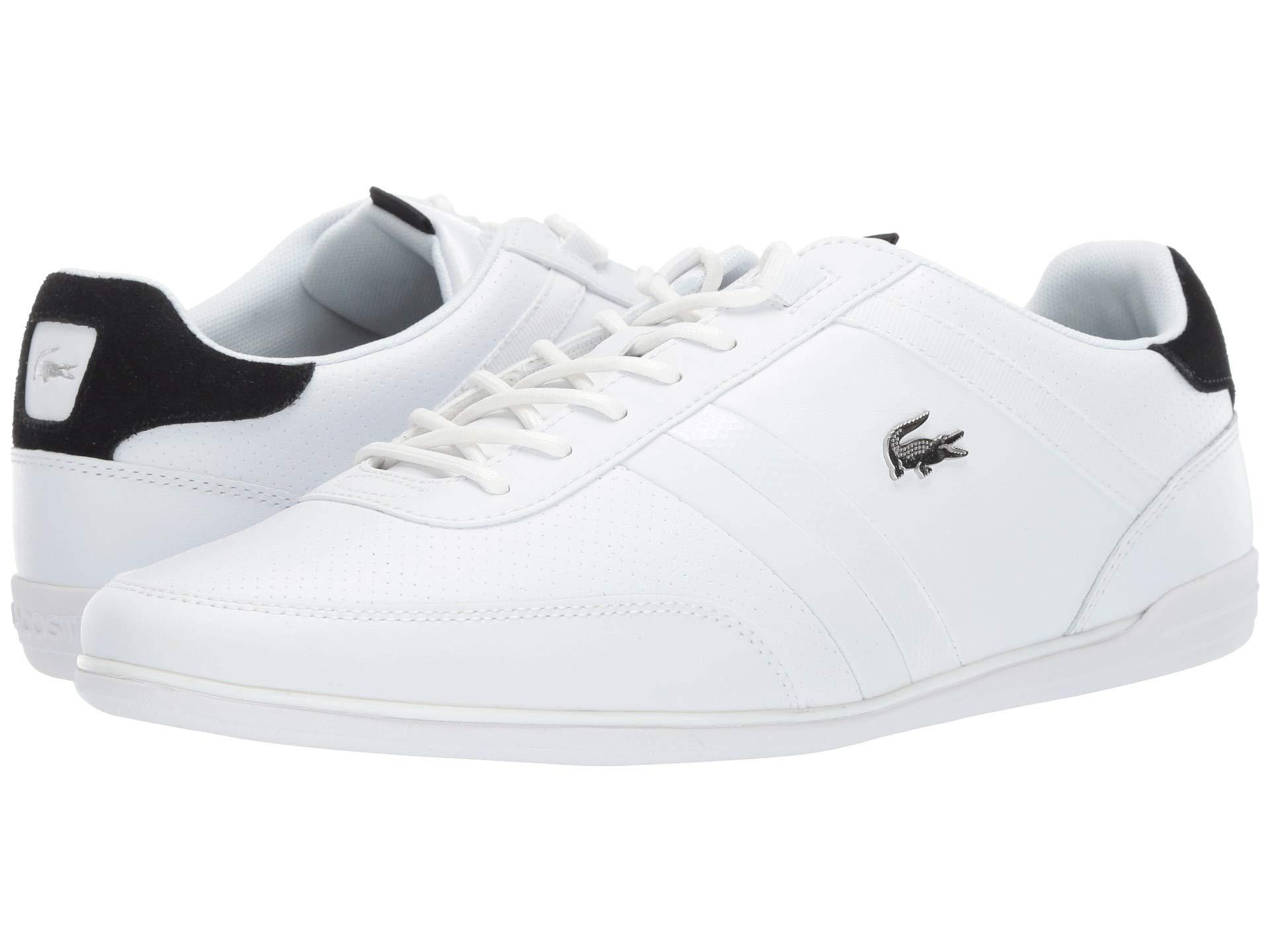 562d7ea68842 Lyst - Lacoste Giron 119 1 U Cma (navy white) Men s Shoes in White ...