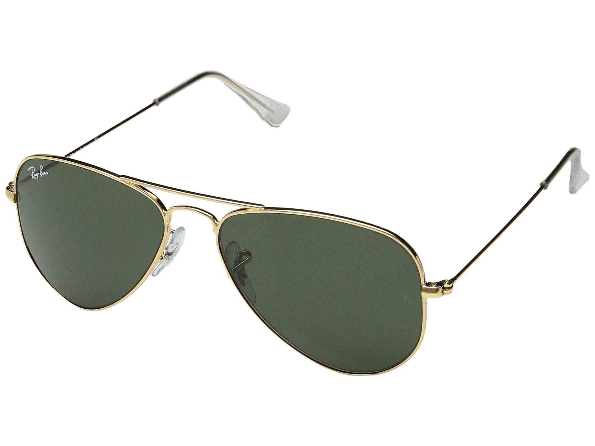 e0e6d59ba40 Ray-Ban. Women s Metallic Rb3044 Aviator Metal 52mm (arista g-15xlt Lens)  Sport Sunglasses