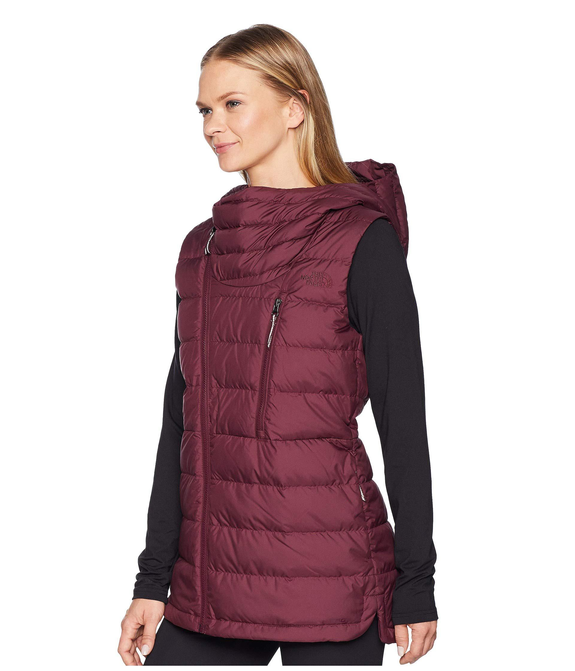 000ea95751b0 Lyst - The North Face Niche Vest (fig) Women s Vest