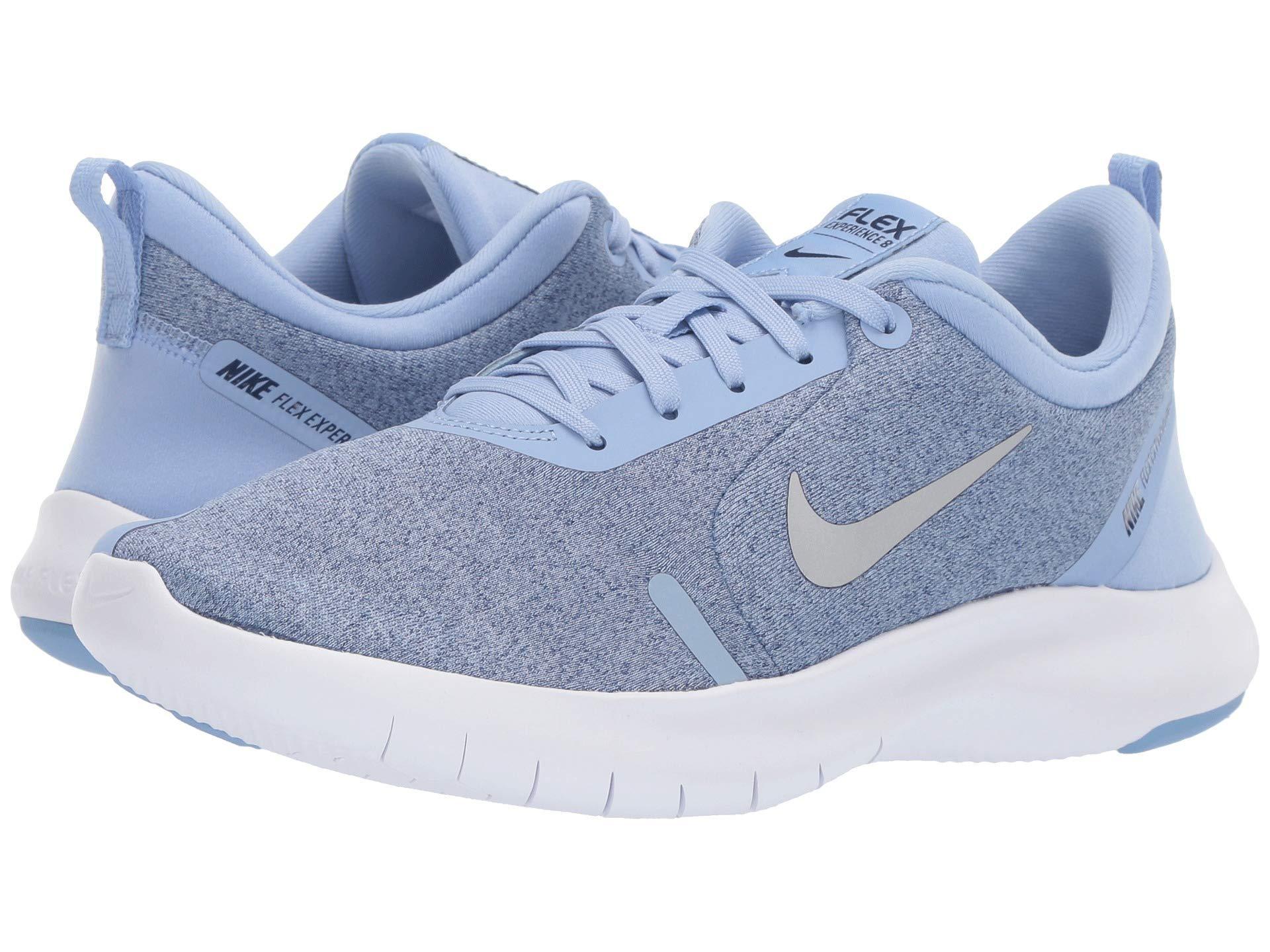 c67f78669114d Nike Flex Experience Rn 8 (white/white/pure Platinum/wolf Grey ...