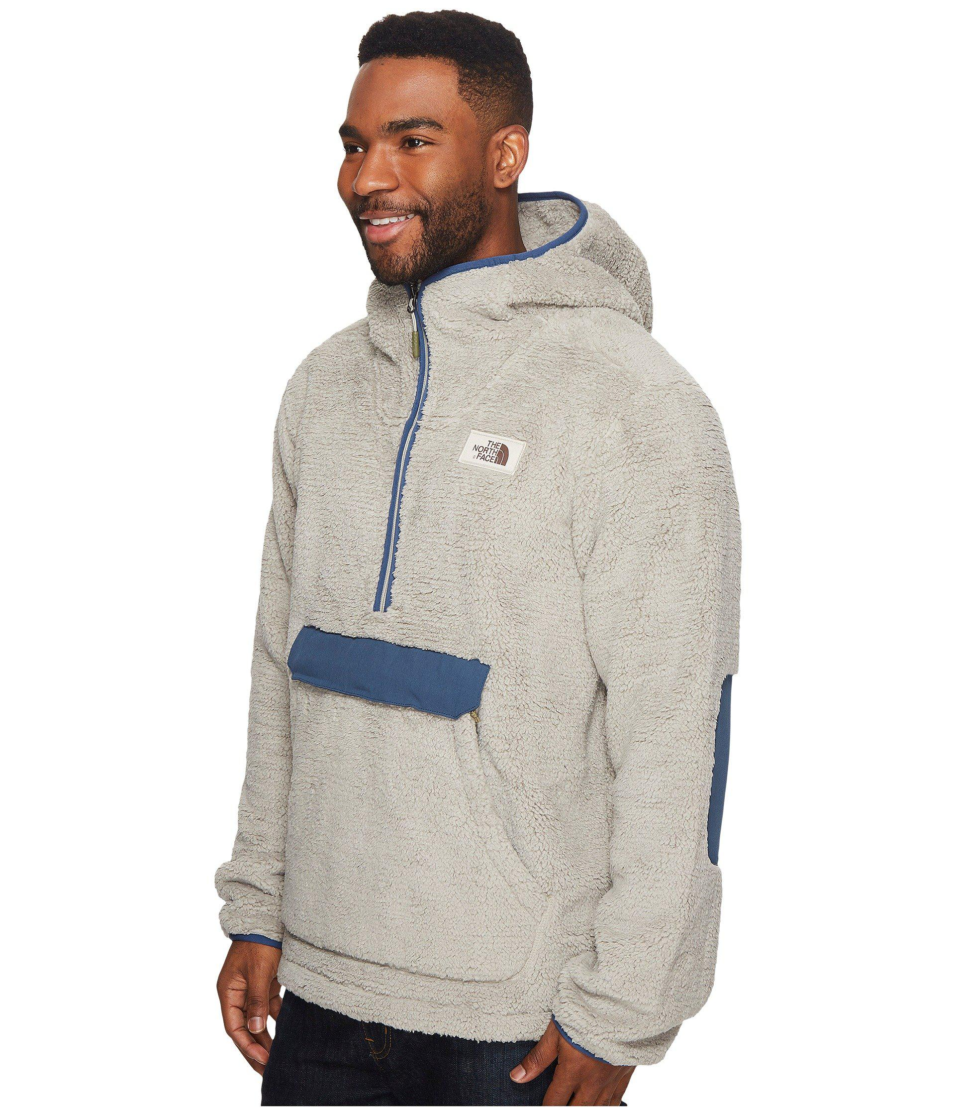 877a861cdf51 Lyst - The North Face Campshire Pullover Hoodie in Gray for Men