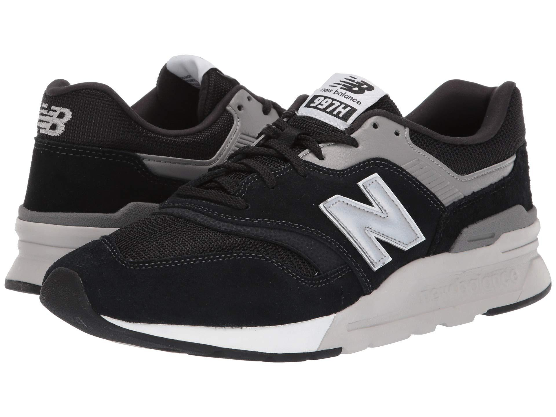 the best attitude cd626 39a23 Lyst - New Balance 997hv1-usa (castlerock/peony) Men's Shoes ...