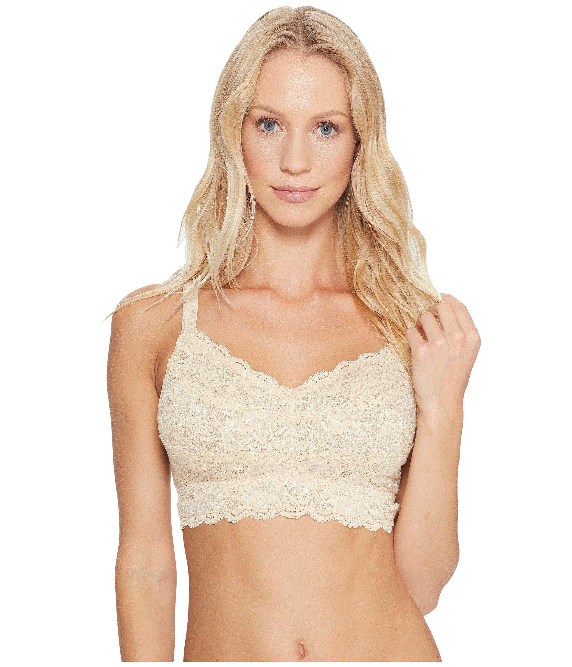 3efdac17428f1 Lyst - Cosabella Never Say Never Curvy Soft Bra Sweetie Never1310 ...