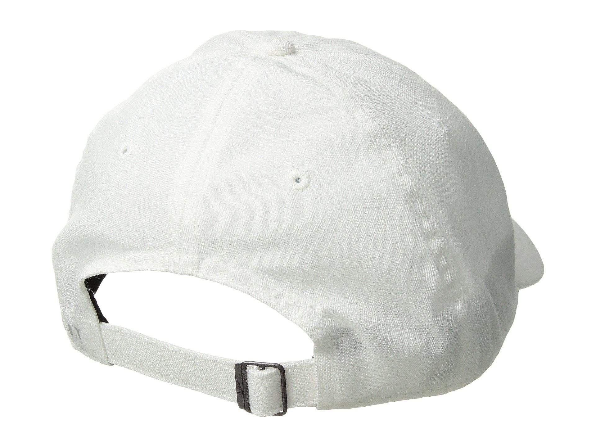 Lyst - Nike Train Twill H86 Hat (obsidian black pure Platinum) Caps ... 48504bf23a2a