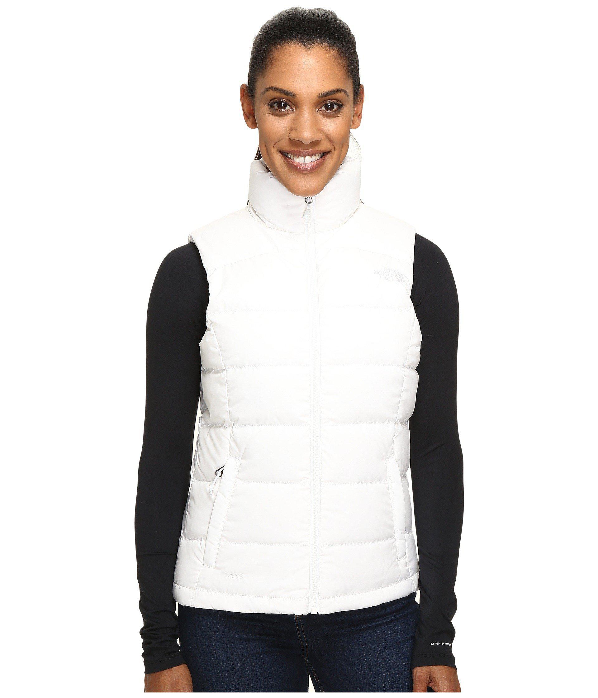 878c3fe5519 The North Face Nuptse 2 Vest (tnf White (prior Season)) Women's Vest ...
