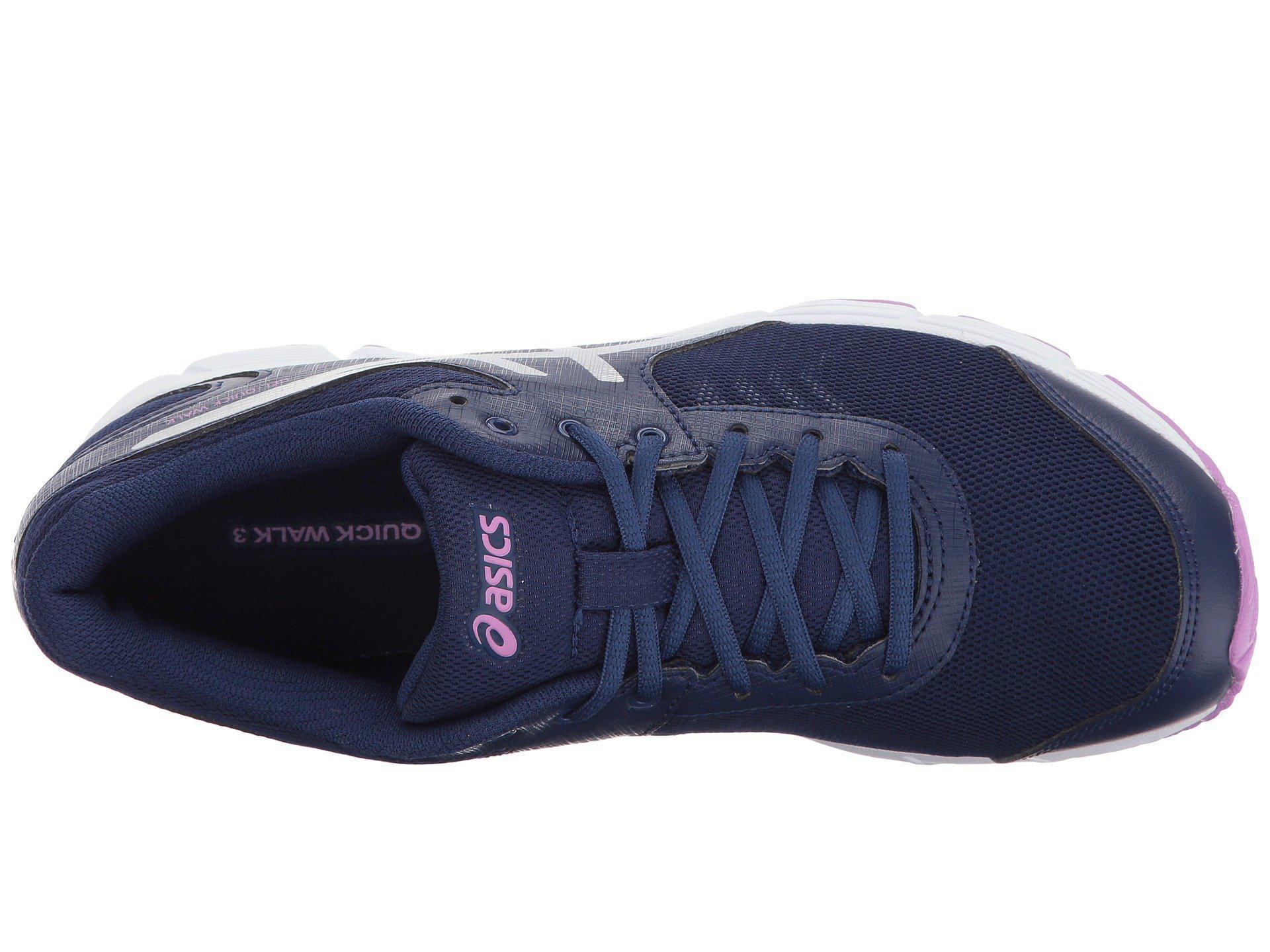 1cf356daadef Asics - Gel-quickwalk 3 (indigo Blue silver violet) Women s Cross. View  fullscreen