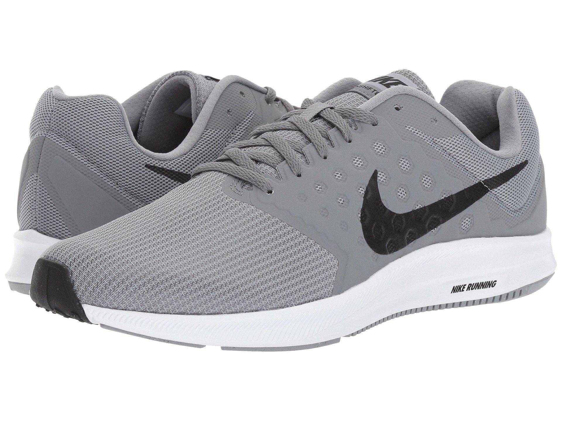 514c6904a7251 Lyst - Nike Downshifter 7 (black volt white) Men s Running Shoes in ...
