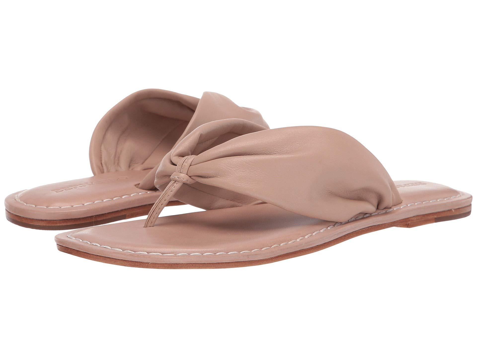 8ce27c34ce0 Lyst - Bernardo Mila Sandal (black Glove) Women s Sandals in Pink