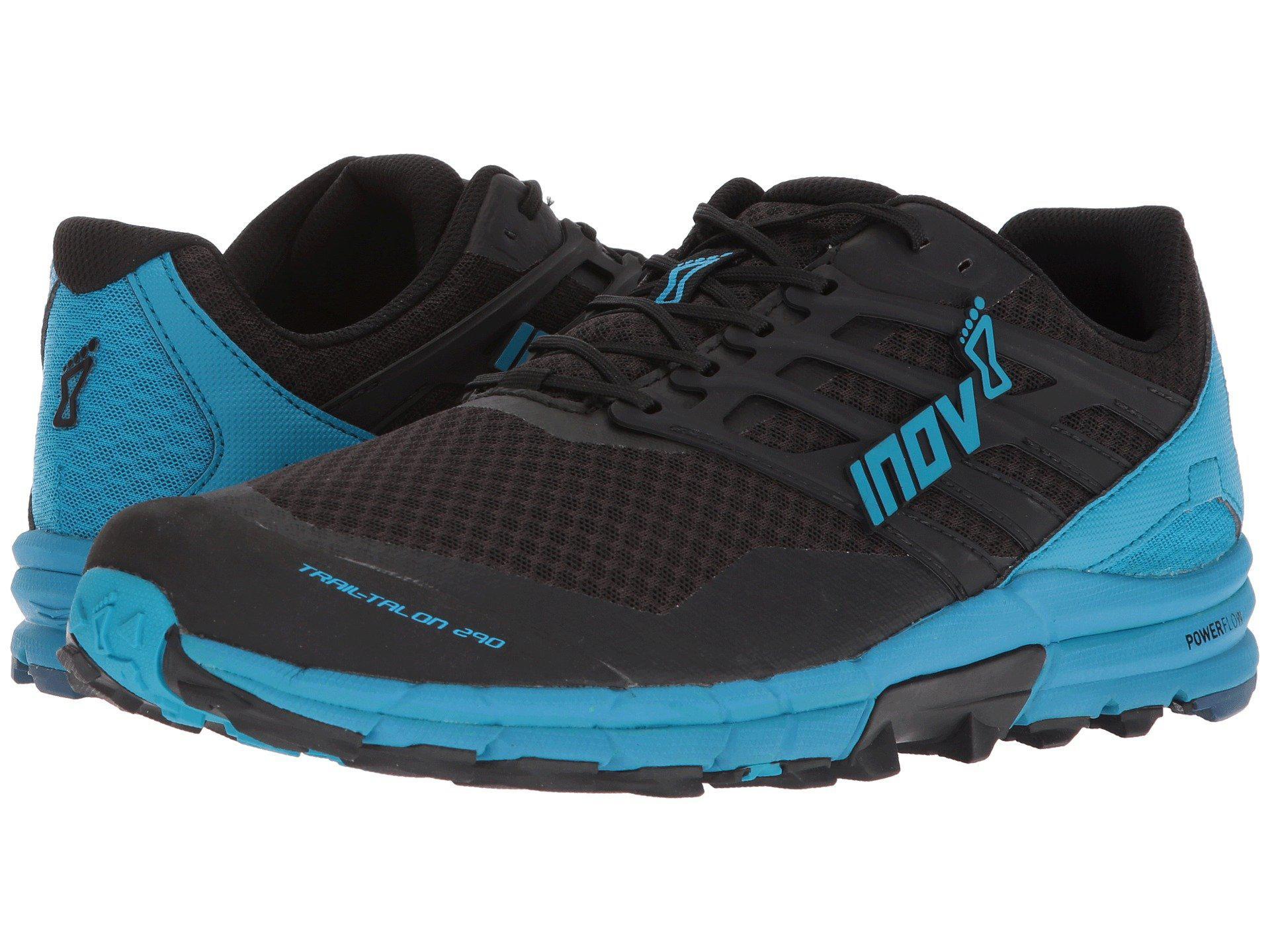 Lyst - Inov-8 Trailtalon 290 (black blue) Men s Shoes in Blue for Men 888d9d7c78b