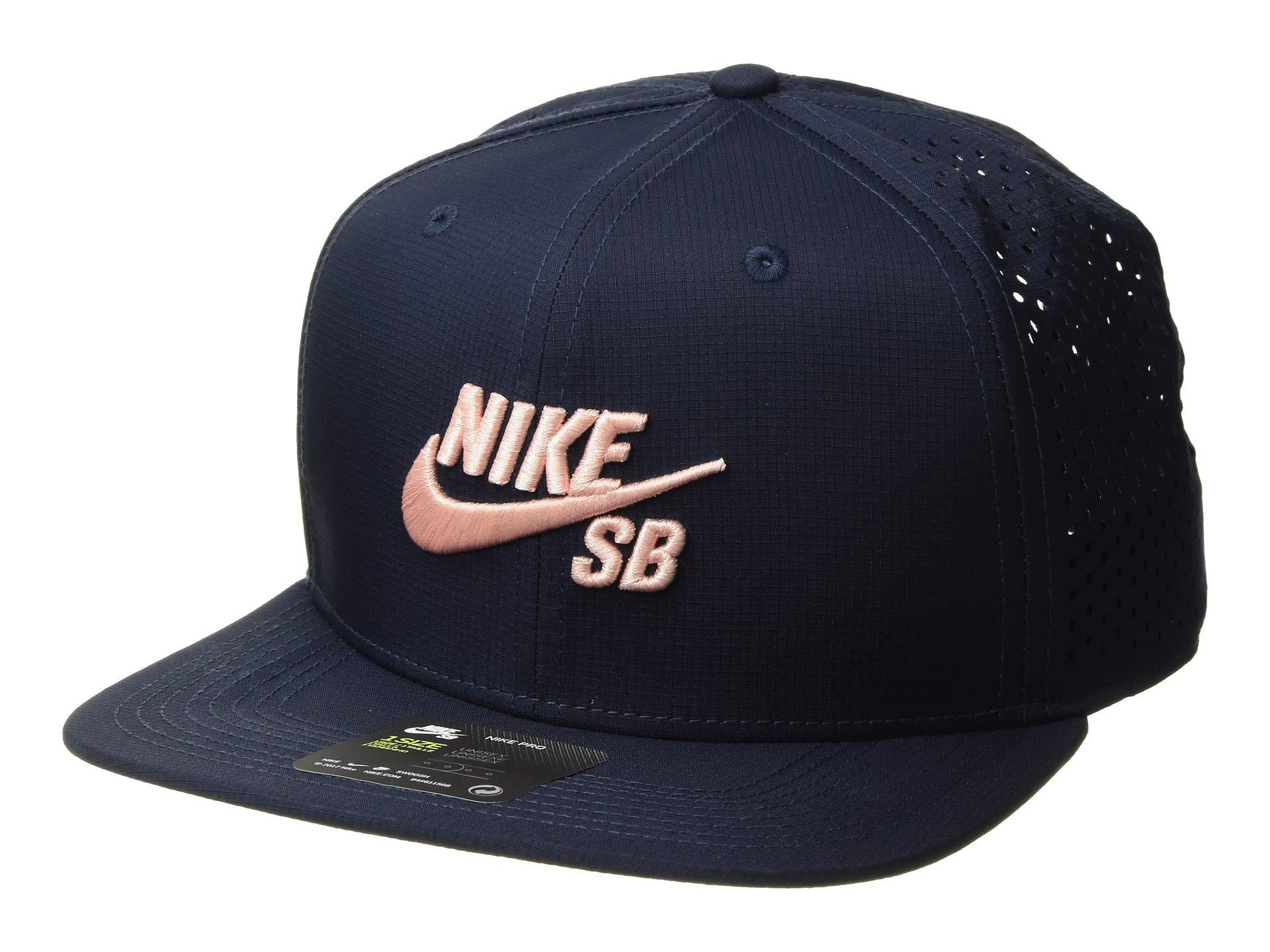wholesale dealer ede63 1c58a Lyst - Nike Performance Trucker Hat (black black black white) Caps ...