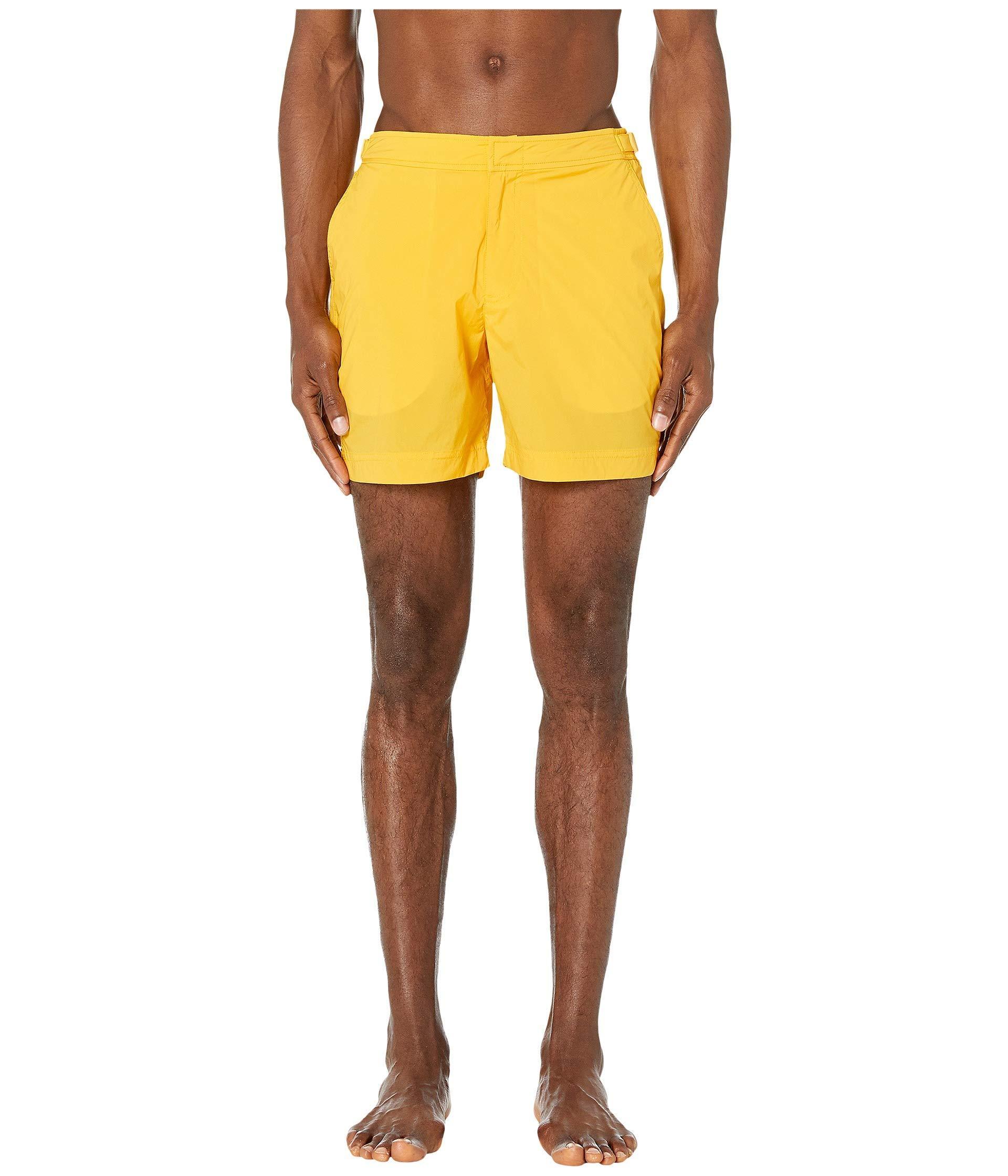 652768a16b Orlebar Brown Bulldog Sport Swim Shorts (ebony) Men's Swimwear in ...