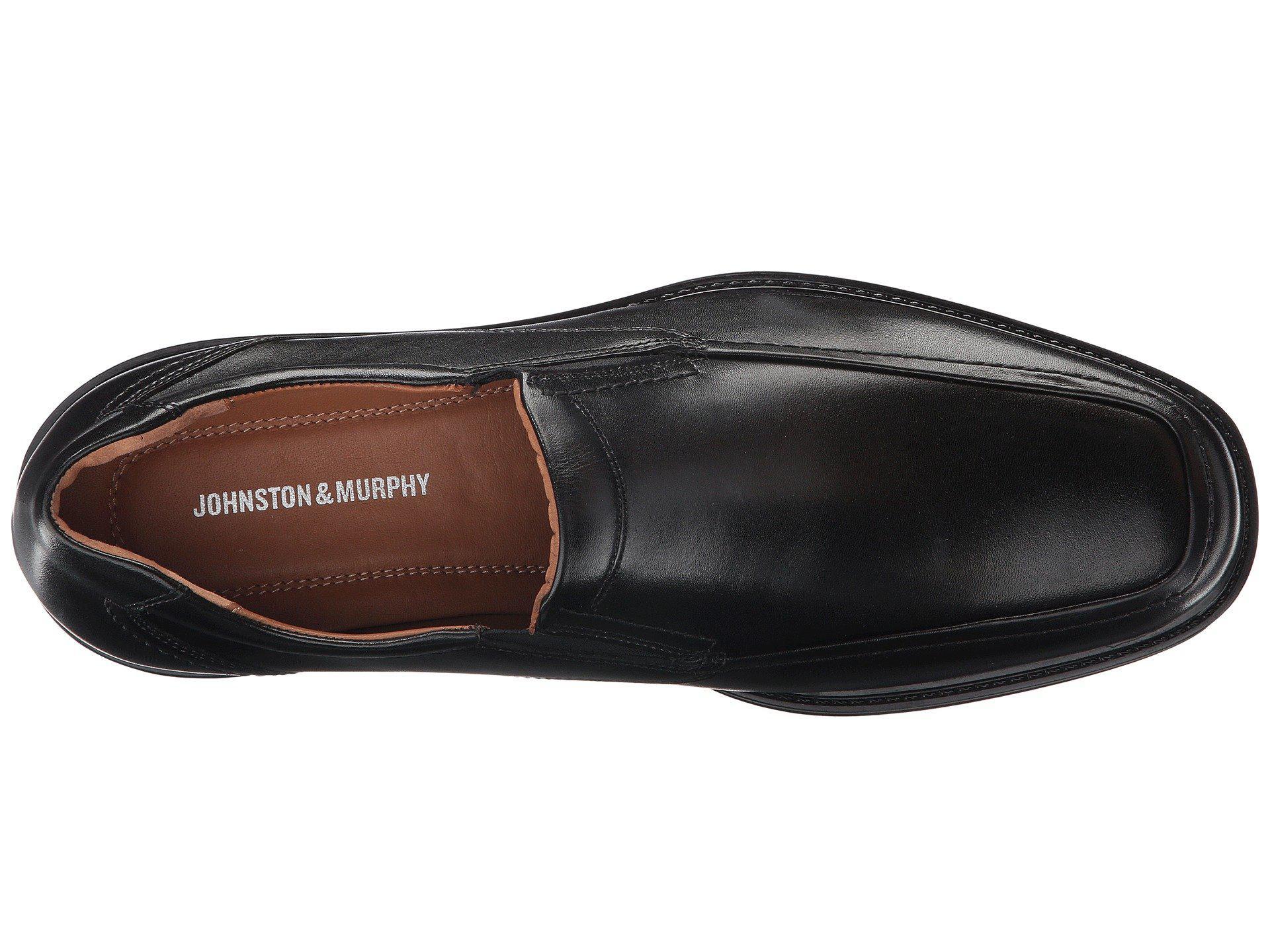 934eb8cea35 Lyst - Johnston   Murphy Tabor Casual Dress Slip-on (black Calfskin ...
