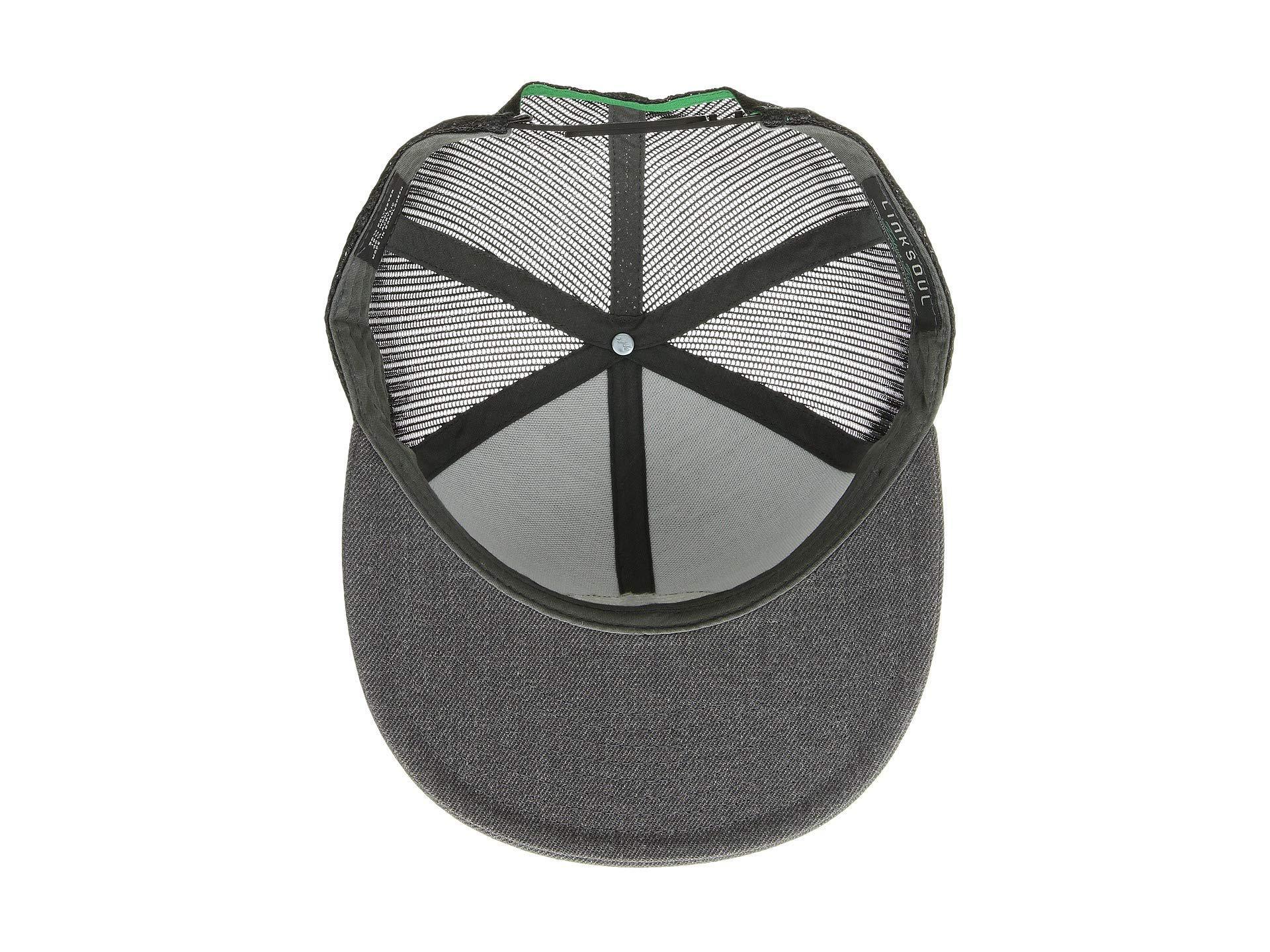 30cdd157e1d Lyst - Linksoul Ls824 Hat (black) Baseball Caps in Gray for Men