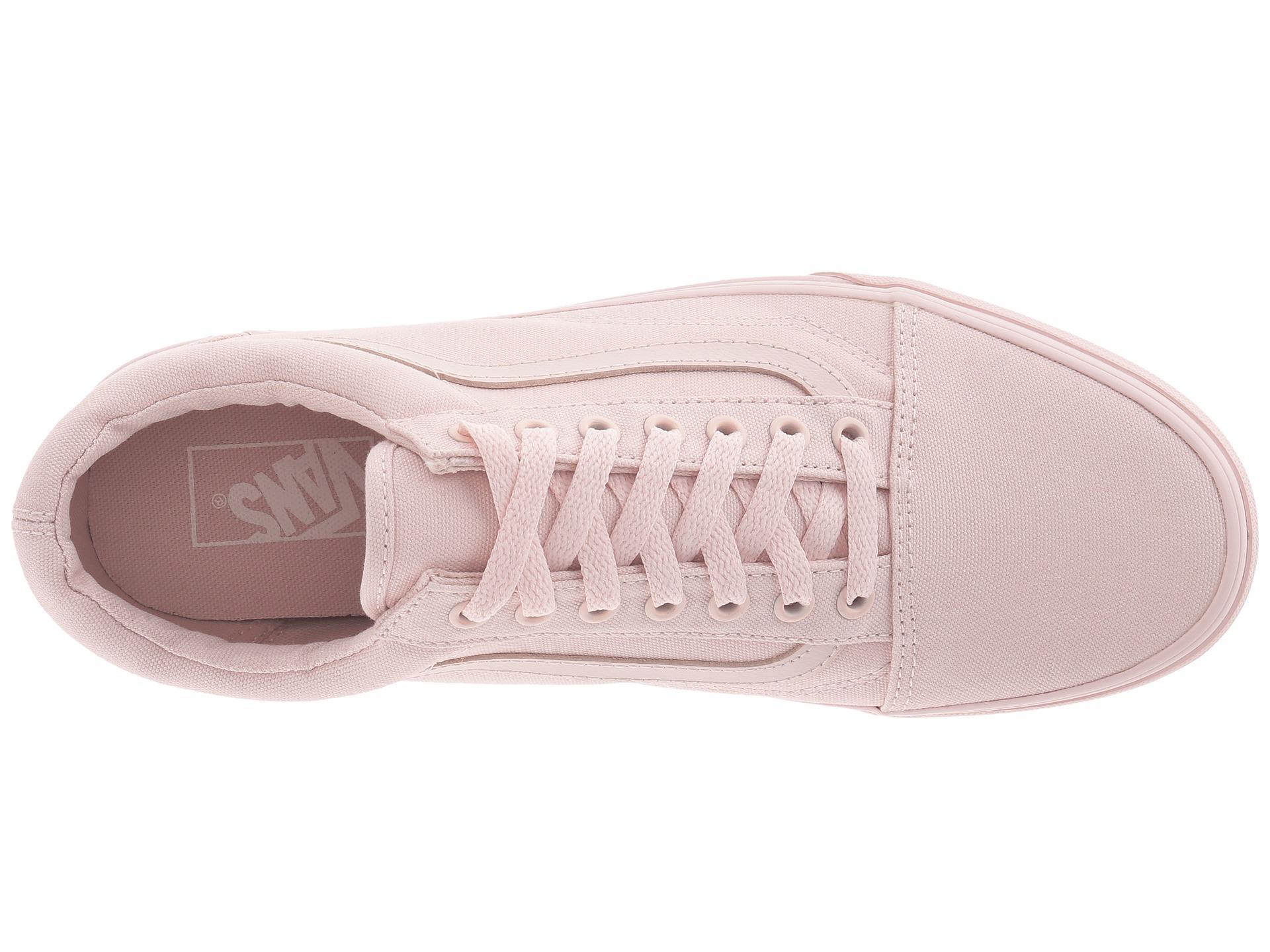 a1b5e8265276e2 Lyst - Vans Old Skool™ Sneakers in Pink