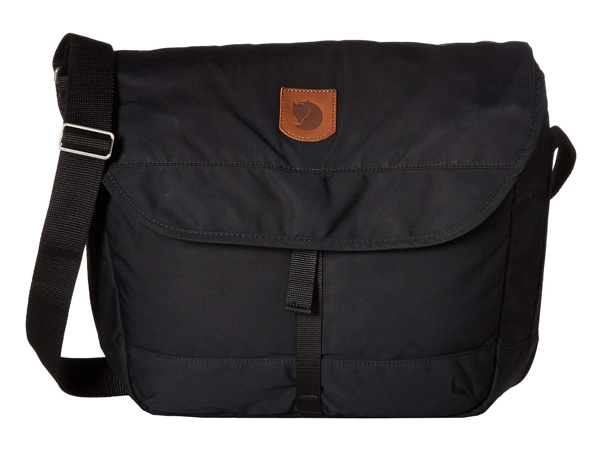 Lyst Fjallraven Greenland Shoulder Bag Dusk Handbags In Top
