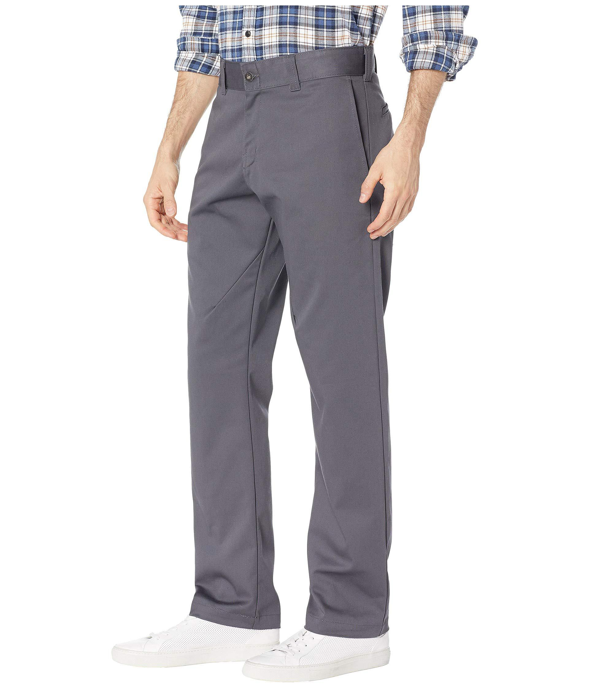 8741184f105fe Lyst - Dickies 67 Collection - Tough Max Flex Twill Pants (desert Sand)  Men's Casual Pants in Gray for Men