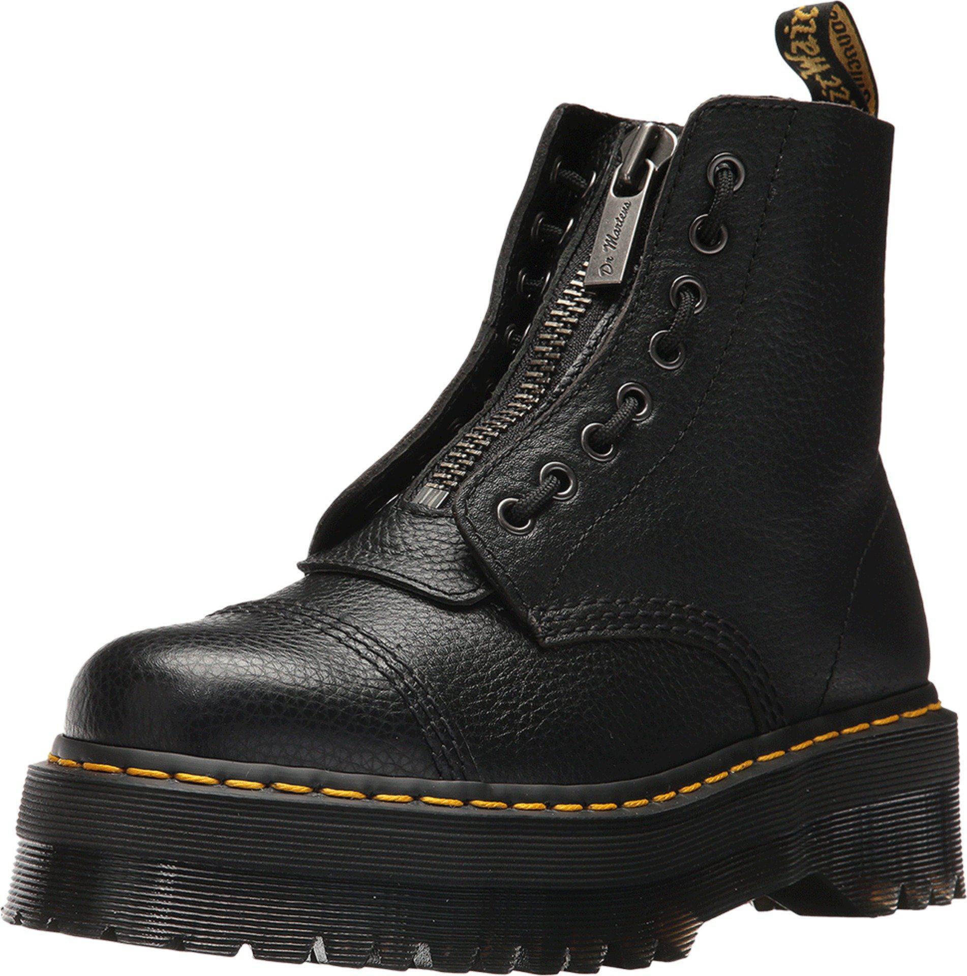 5ac0f2357369 Lyst - Dr. Martens Sinclair Jungle Boot in Black