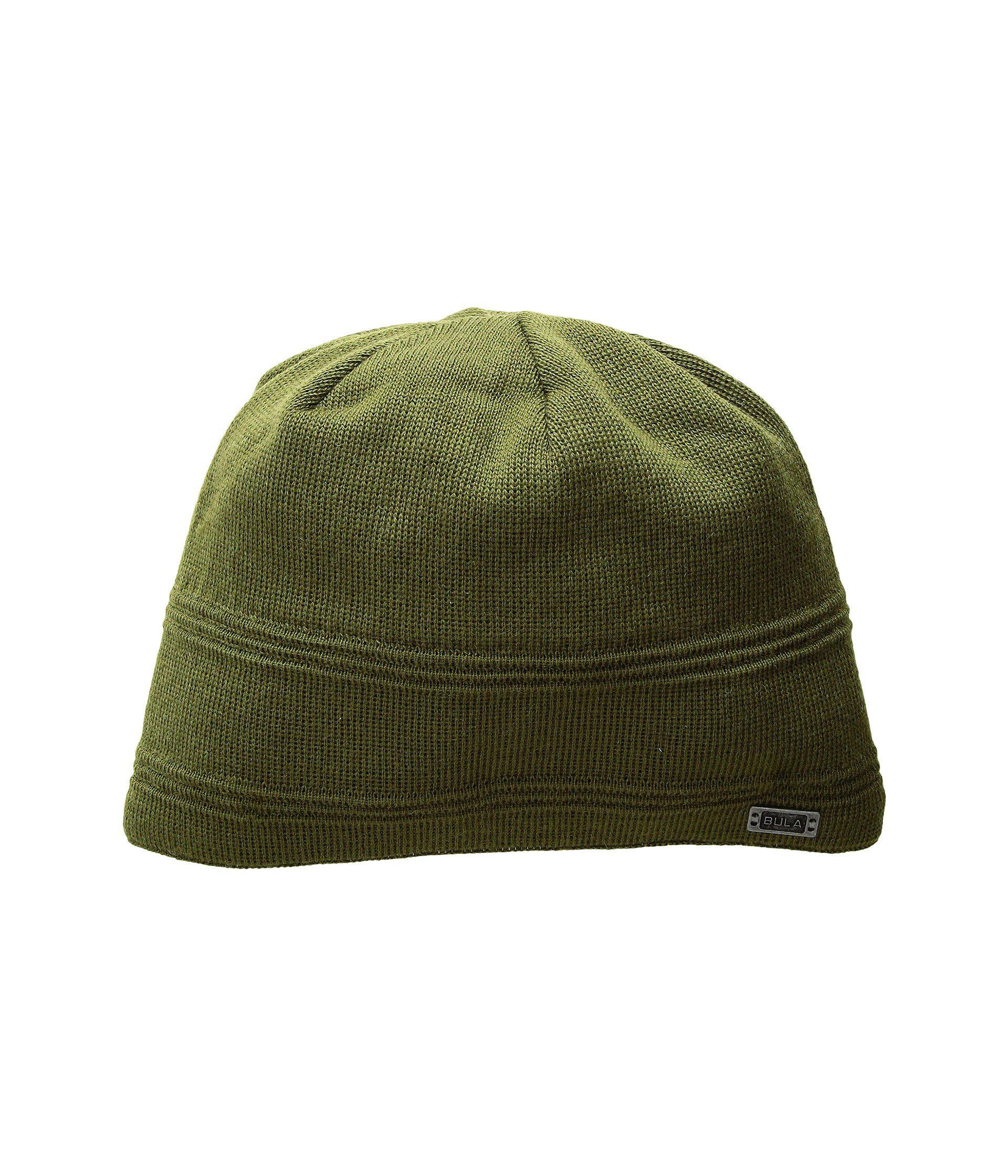 411717642b6976 Lyst - Bula Classic Beanie in Green for Men