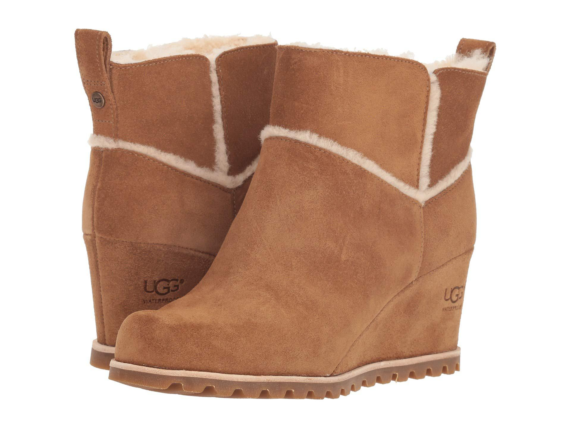 587f79a1deb Lyst - UGG Marte Boot (antilope) Women s Boots in Brown