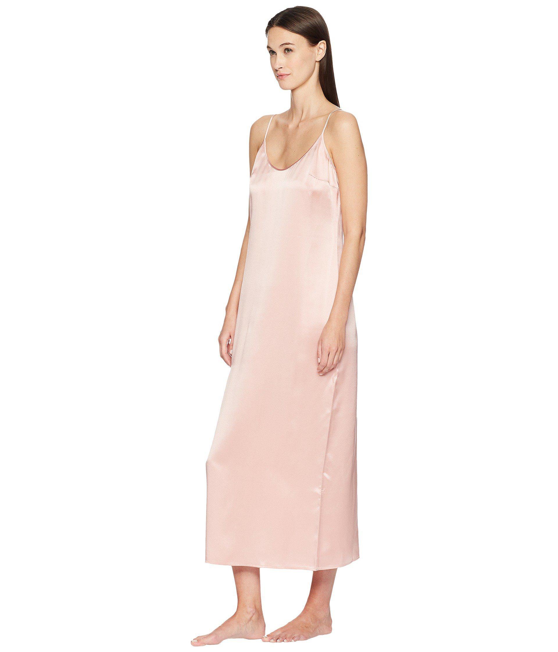 7ef9058055 Lyst - La Perla Topaz Babydoll (pink Powder) Women s Pajama in Pink