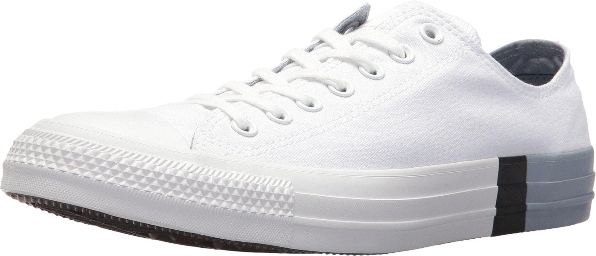 df78000fef2767 Lyst - Converse Chuck Taylor® All Star Tri Block Midsole Ox in White ...