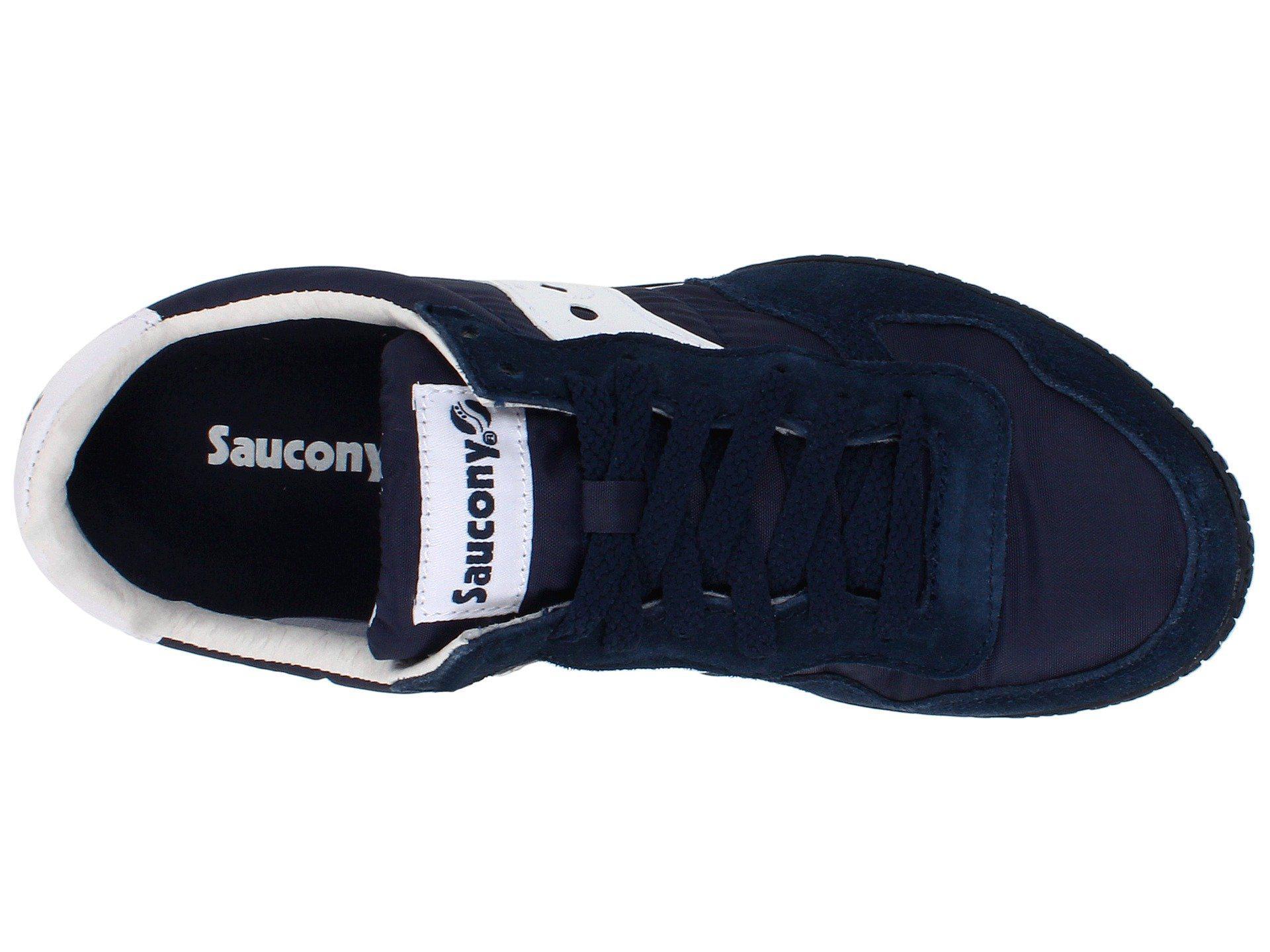679e8c43e27d Lyst - Saucony Bullet (slate cream) Women s Classic Shoes in Blue