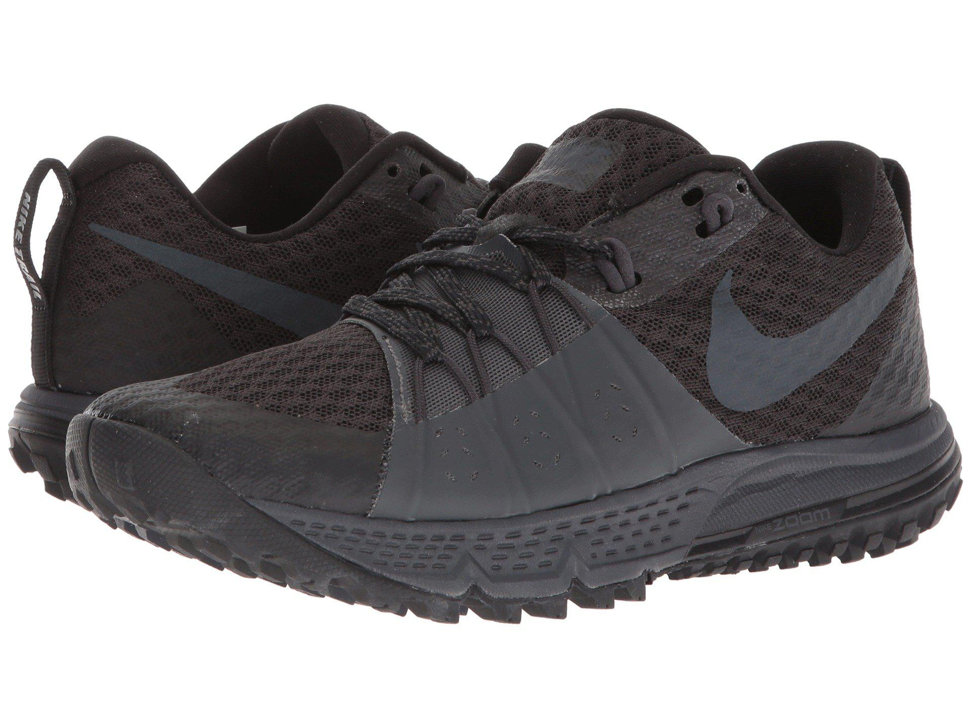 f08a0ed2269a Nike. Air Zoom Wildhorse 4 (black anthracite anthracite) Women s Running  Shoes