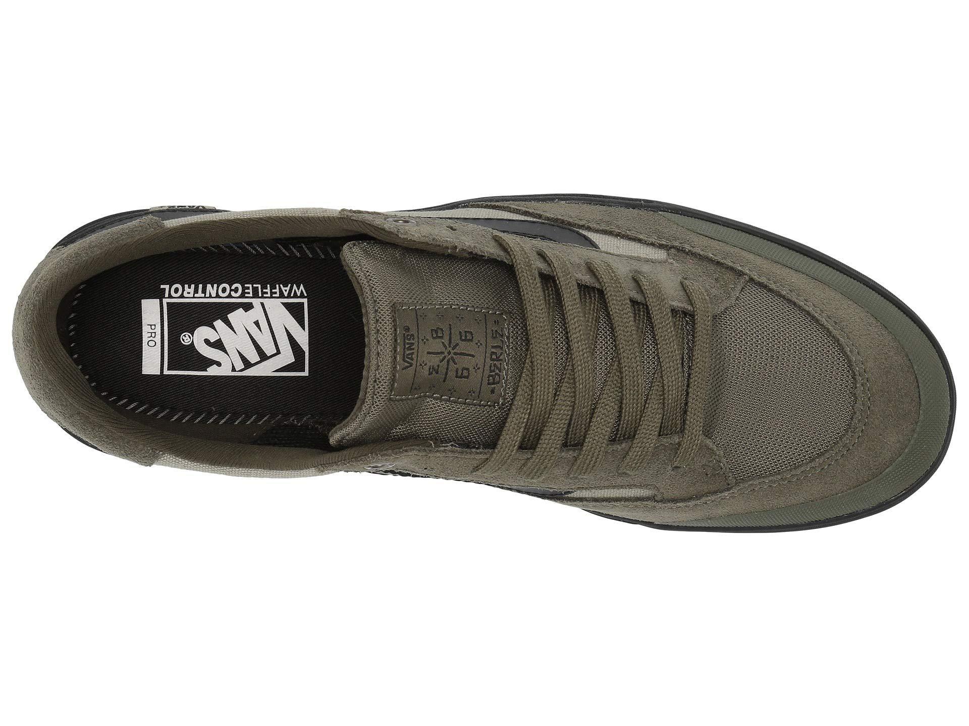 3224fb0f1968c2 Vans - Berle Pro (black white) Men s Skate Shoes for Men - Lyst. View  fullscreen
