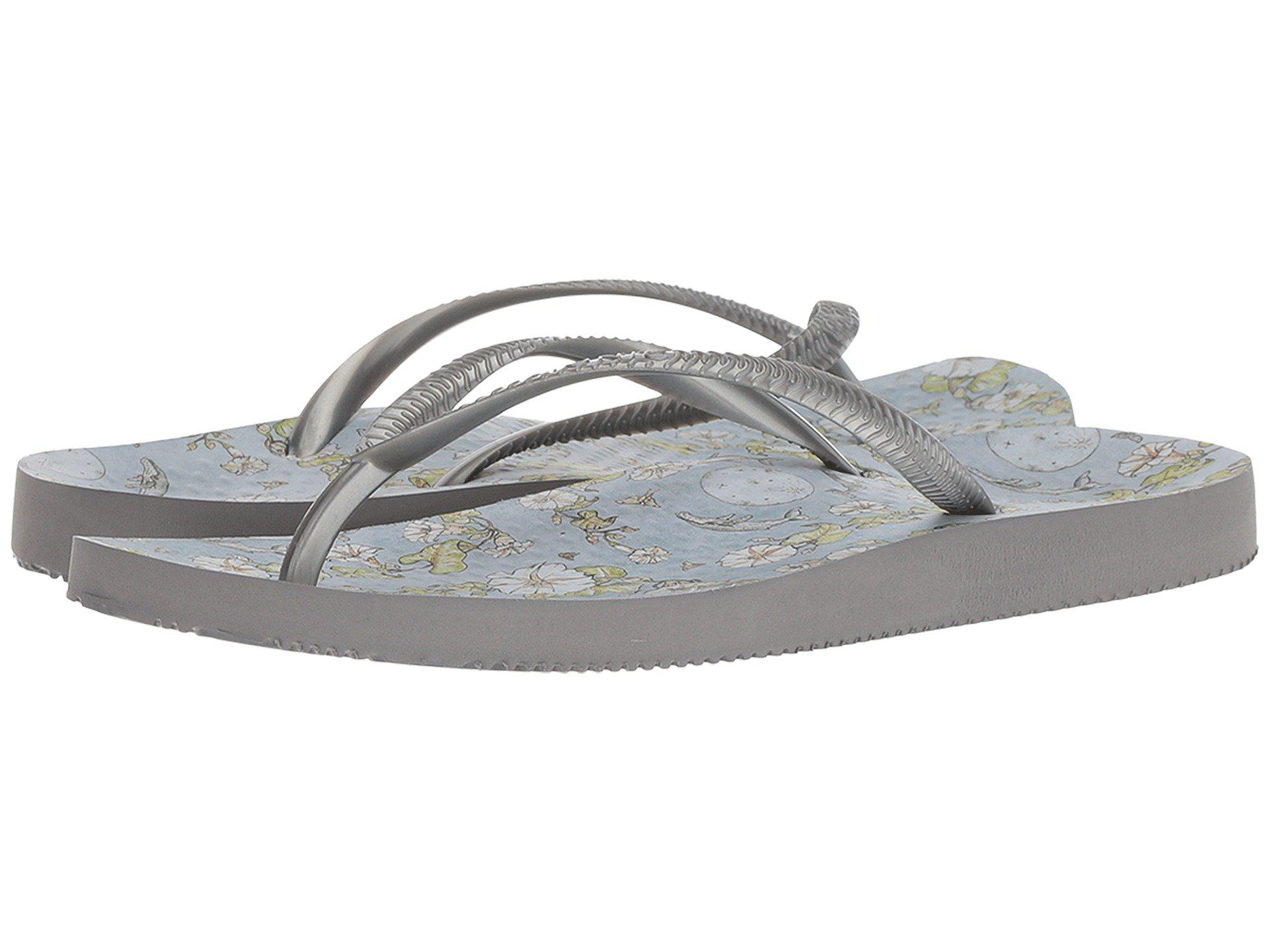 f8c9285fe19 Lyst - Vionic Beach Noosa (red Tropical bronze) Women s Sandals in Gray