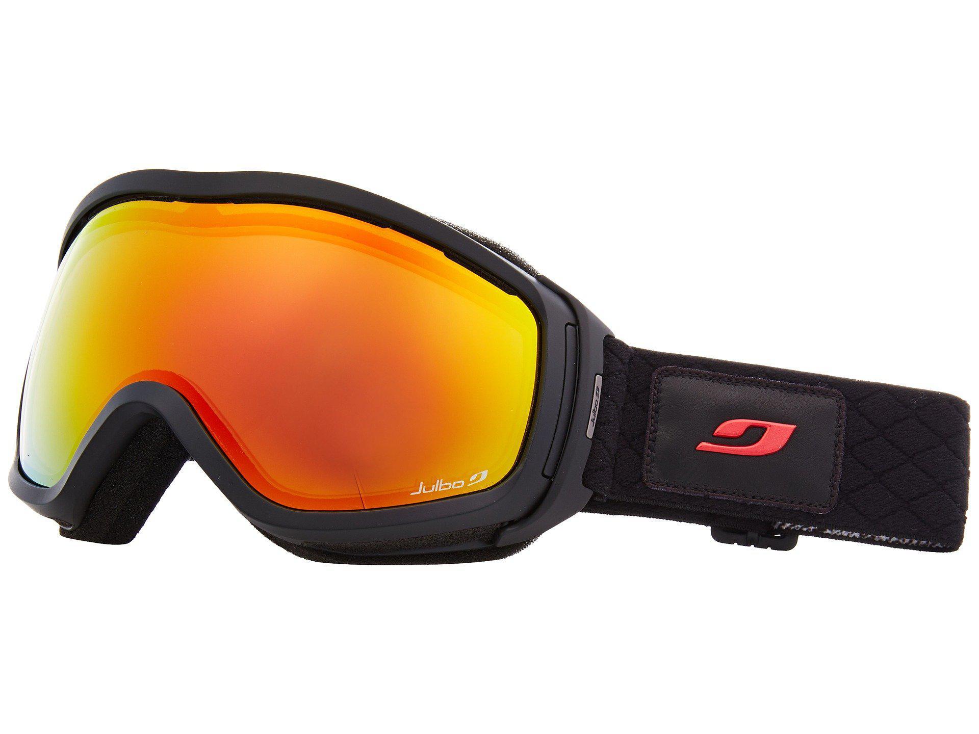 942efa50a3c Lyst - Julbo Eyewear Elara Otg (black With Snowtiger Photochromic ...
