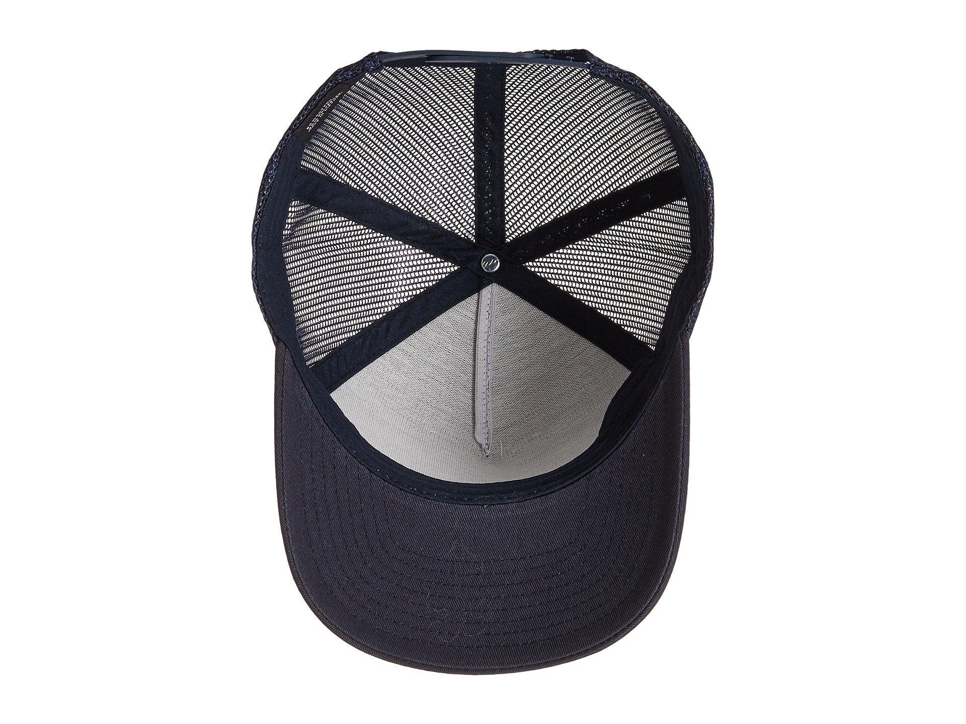newest collection 9eba7 bbc4a buy travis mathew braids flexfit cap d87f7 f3b77  get lyst travis mathew  hoover hat in blue for men 58c9d 847cf