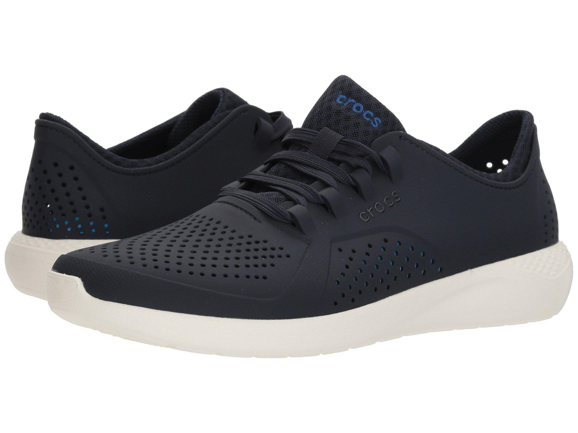 LITERIDE PACER - Sneaker low - black/white eYfMtIF