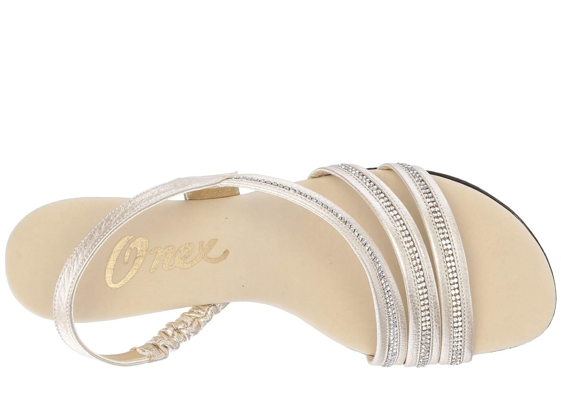 5436d88fd9b4 Lyst - Onex Tatiana (platinum) Women s Shoes