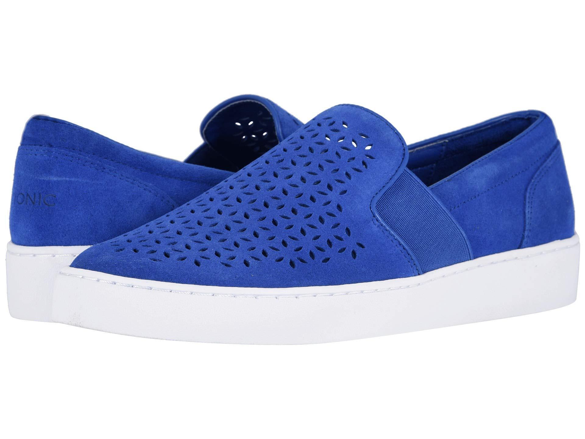 7314eb27a19 Lyst - Vionic Kani (black) Women s Slip On Shoes in Blue